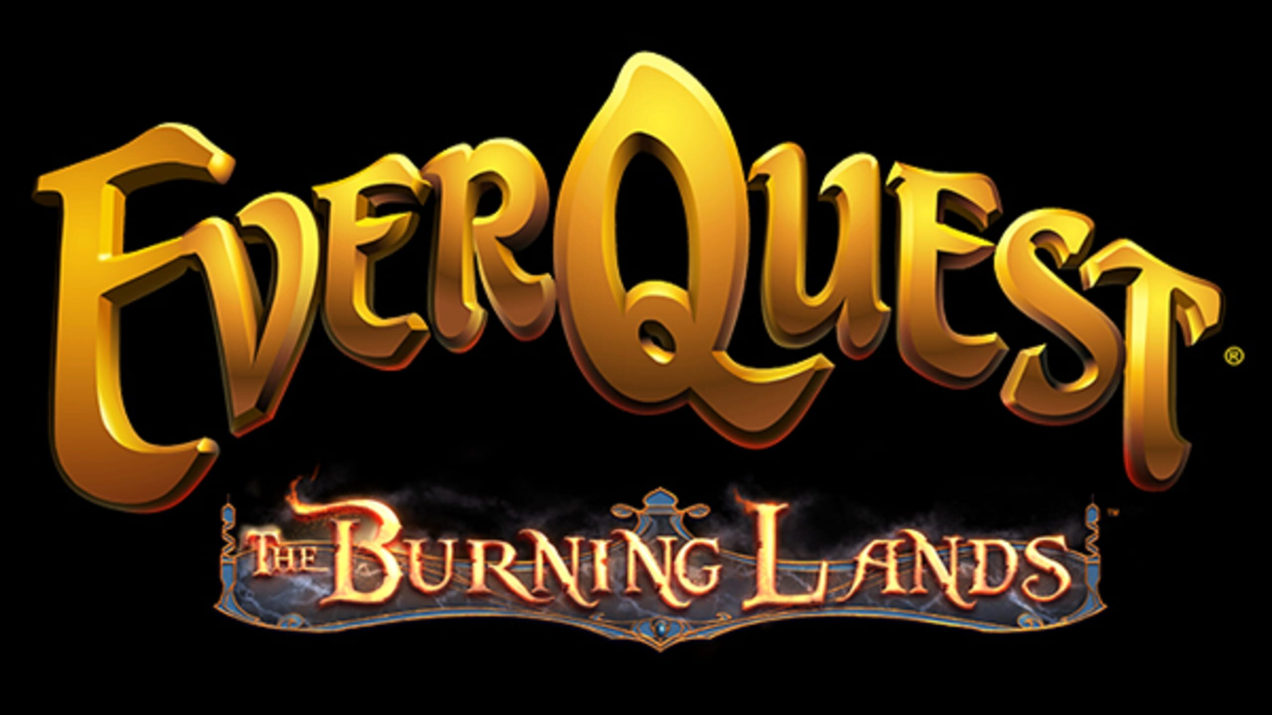 game cover art for EverQuest: The Burning Lands