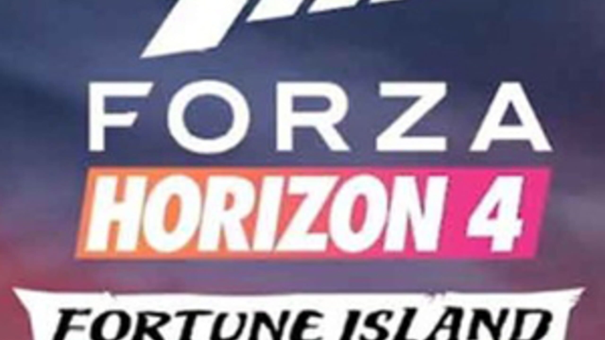 game cover art for Forza Horizon 4: Fortune Island