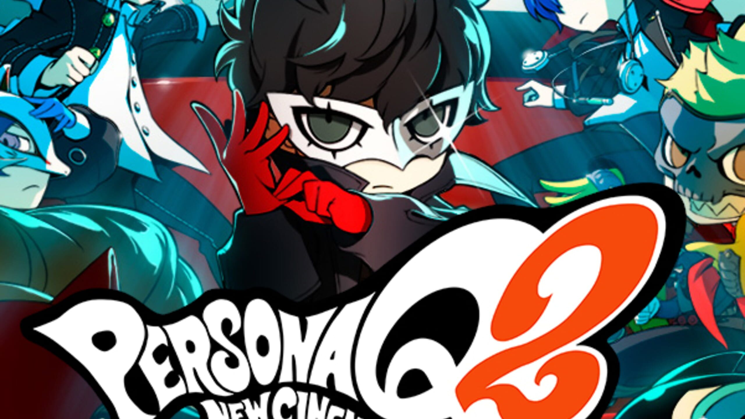 game cover art for Persona Q2: New Cinema Labyrinth