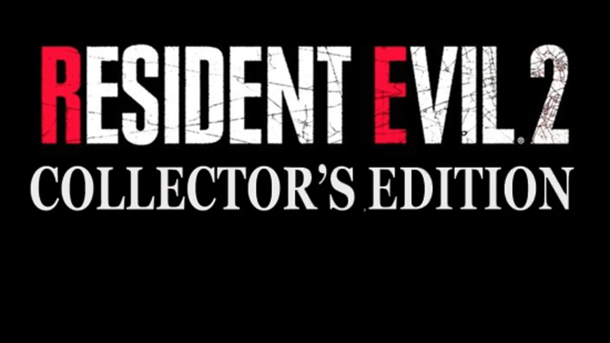game cover art for Resident Evil 2: Collector's Edition