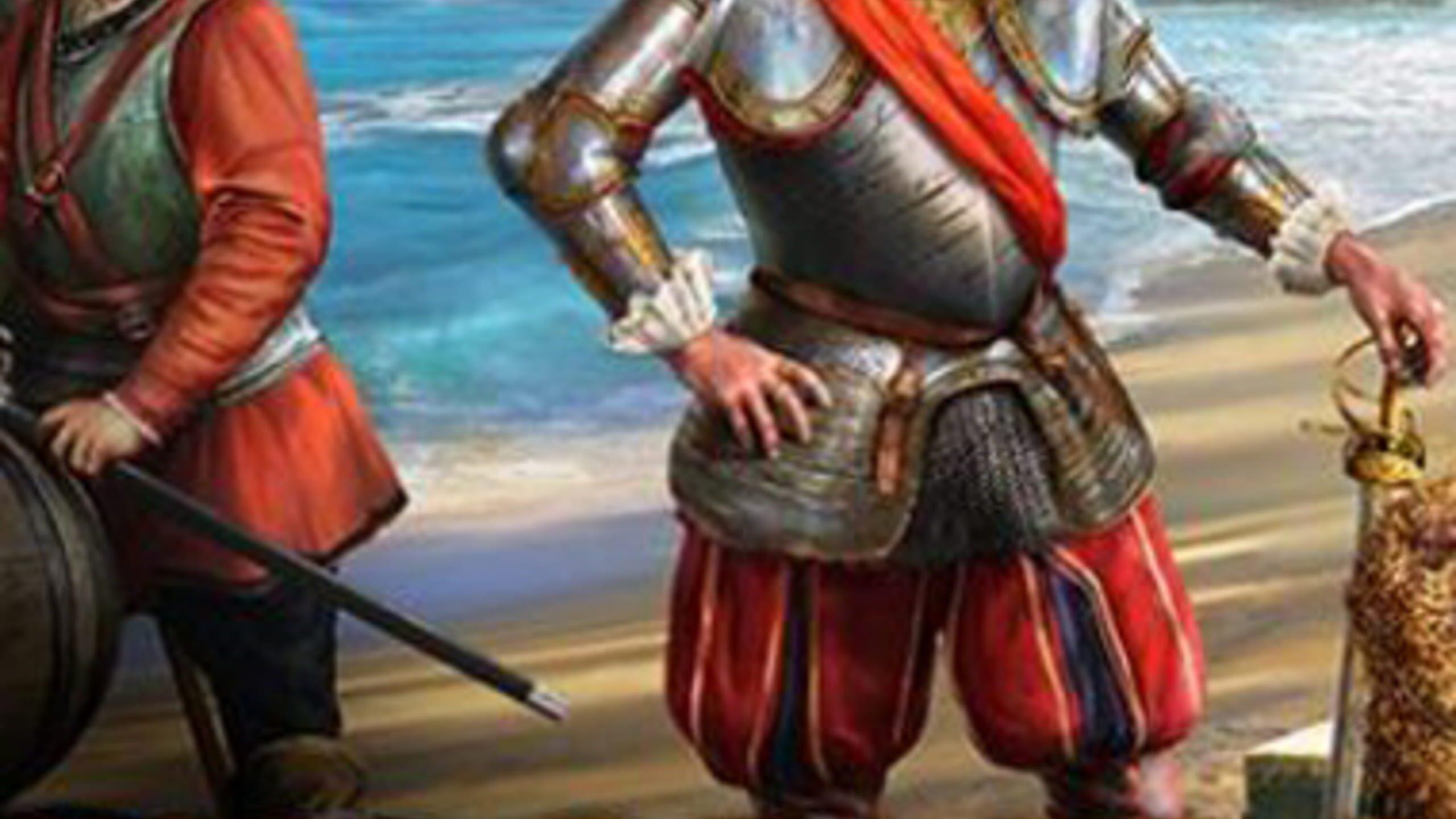 game cover art for Europa Universalis IV: Golden Century