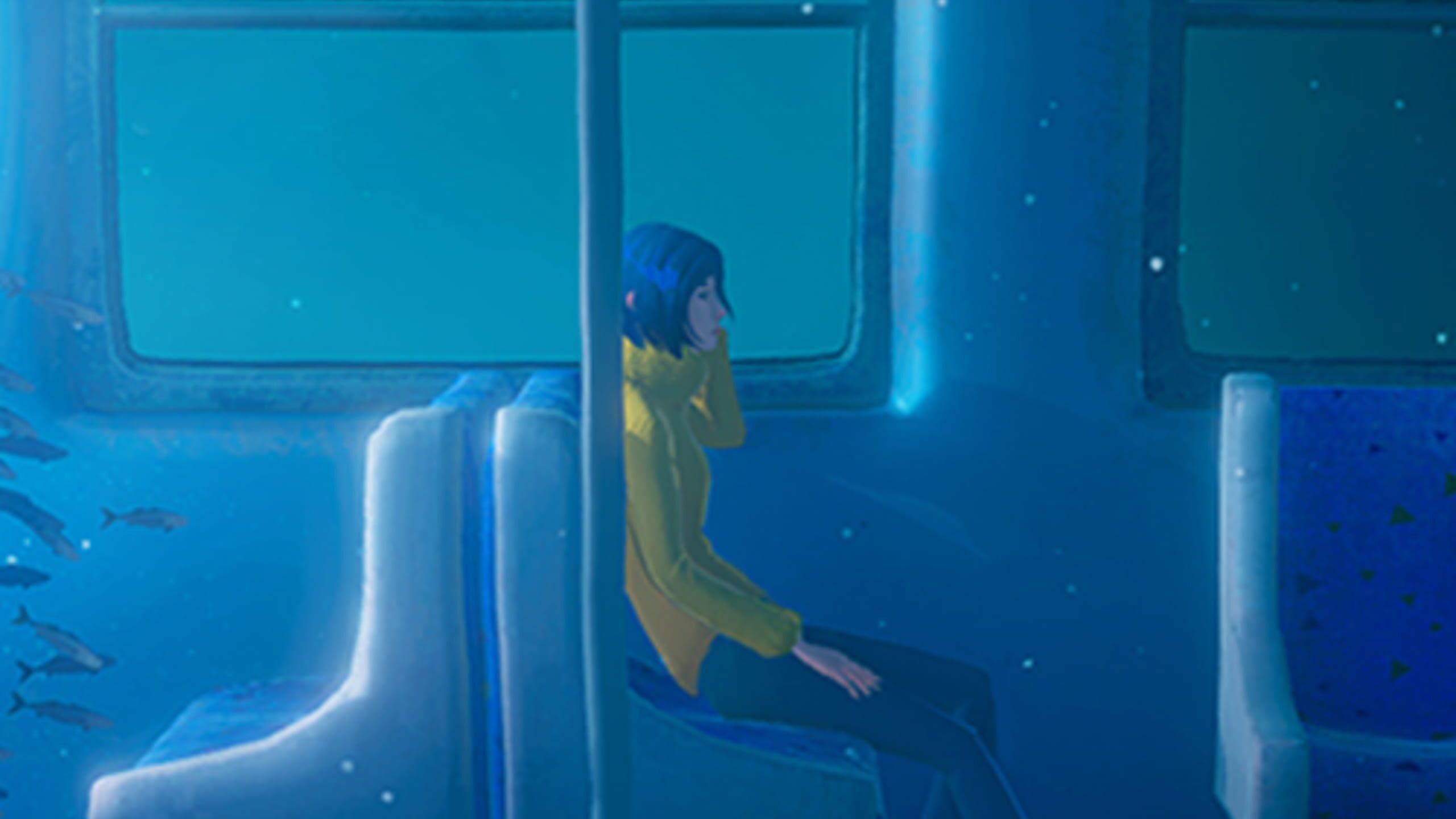 game cover art for A Memoir Blue