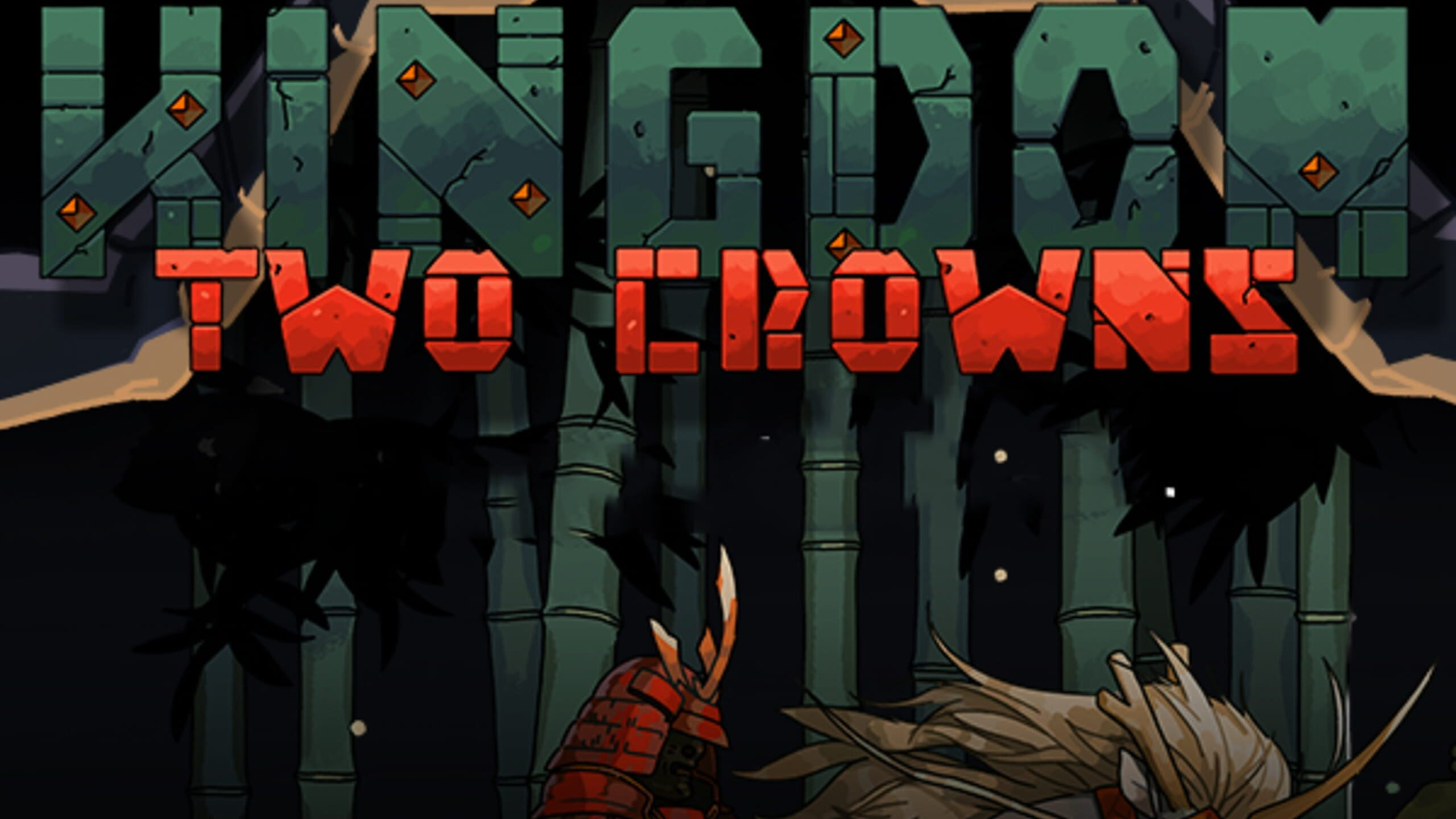 game cover art for Kingdom: Two Crowns