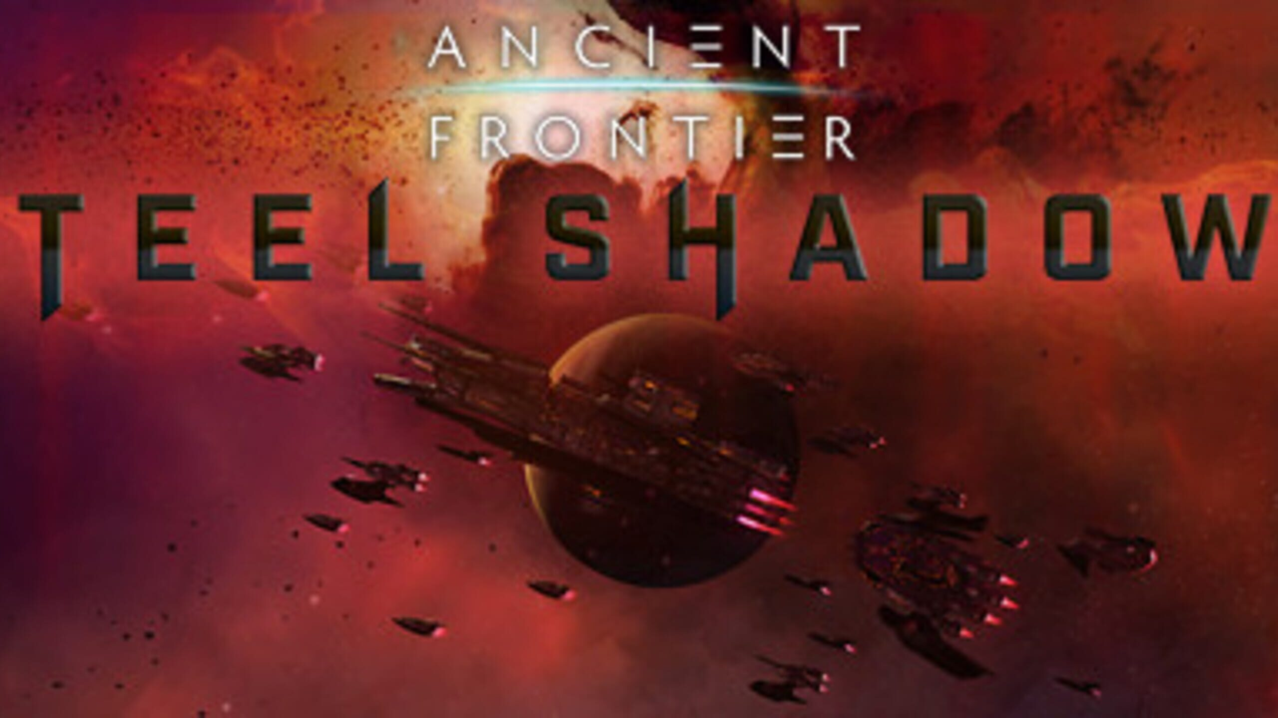 game cover art for Ancient Frontier: Steel Shadows