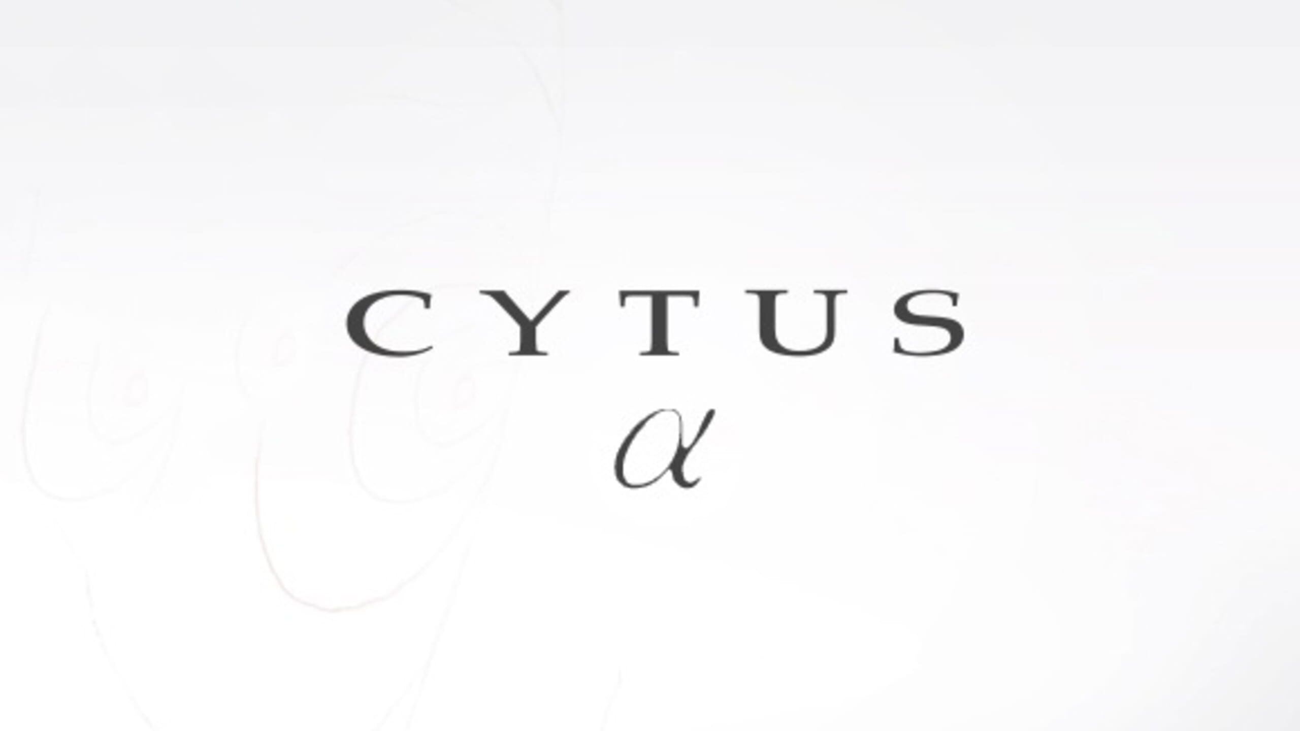 game cover art for Cytus Alpha