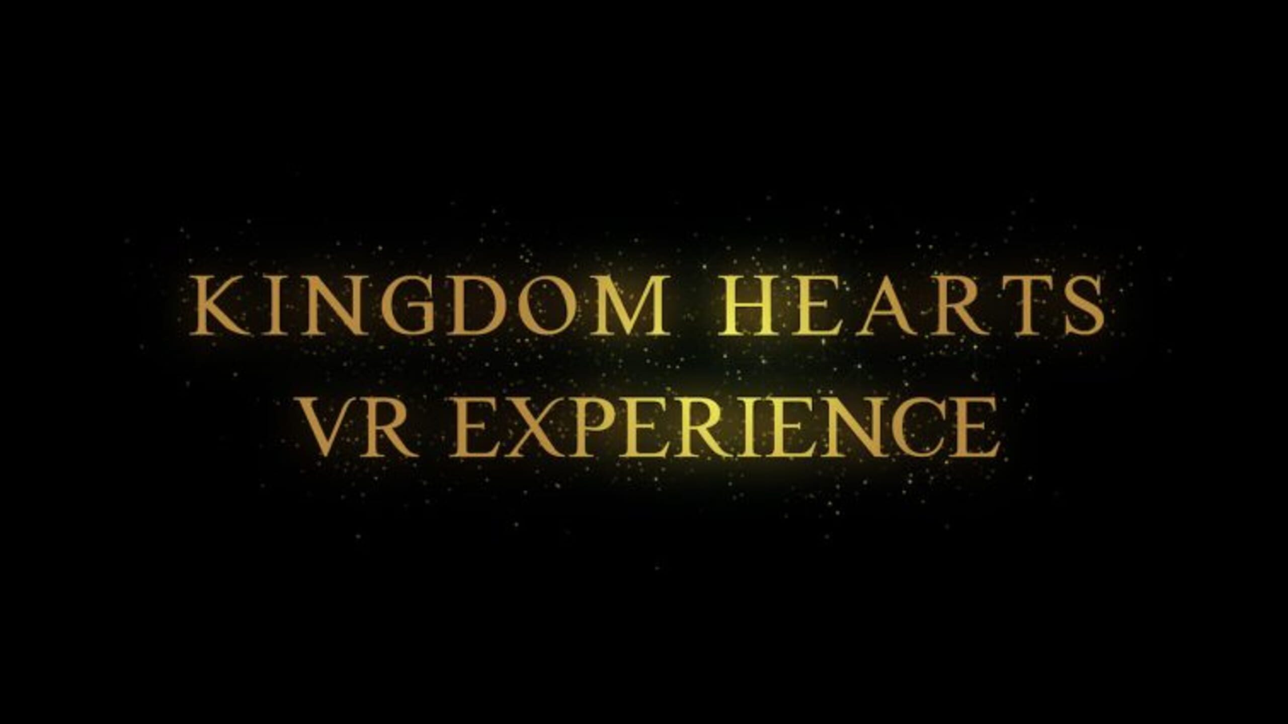 game cover art for Kingdom Hearts: VR Experience