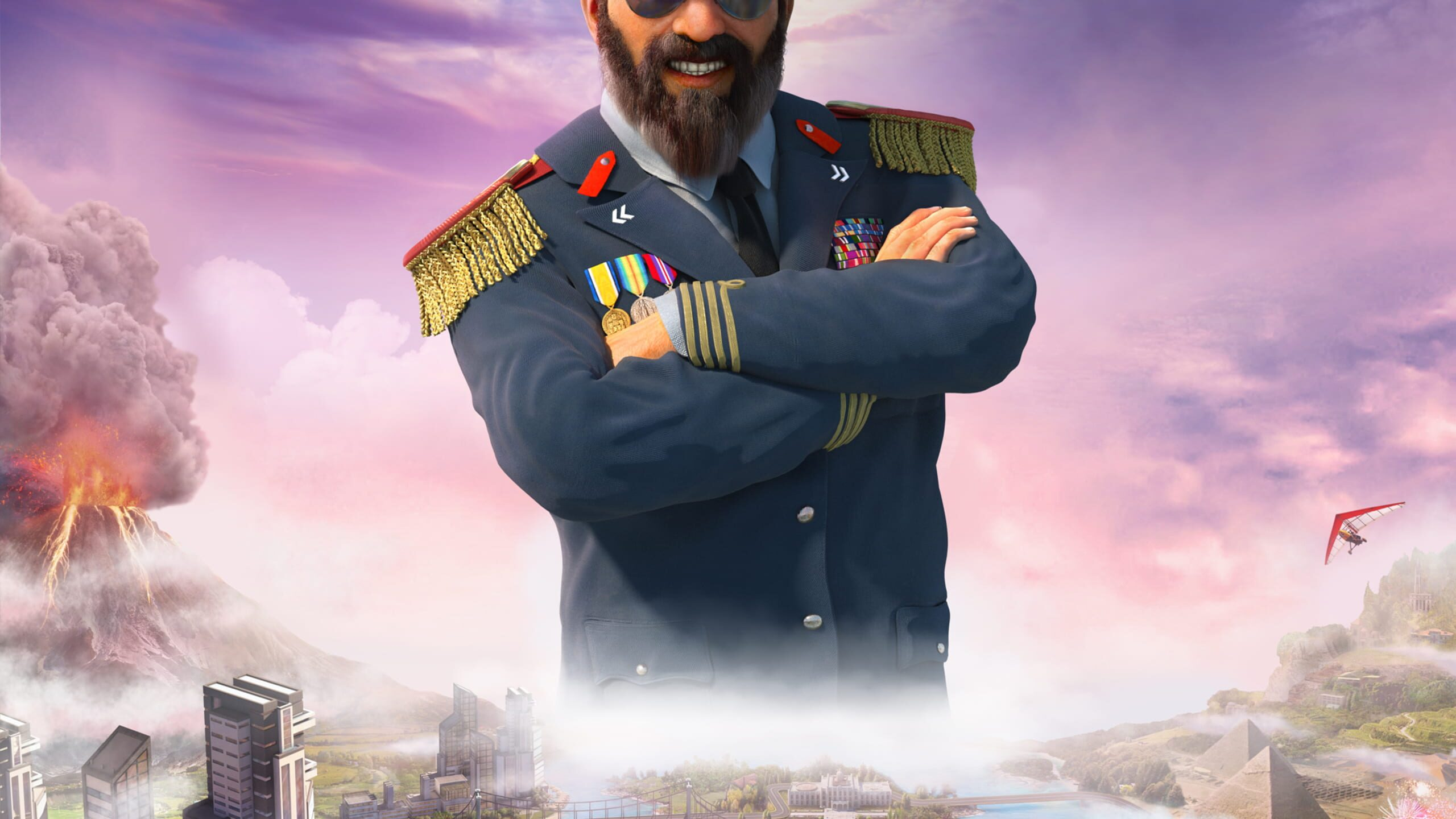 game cover art for Tropico 6