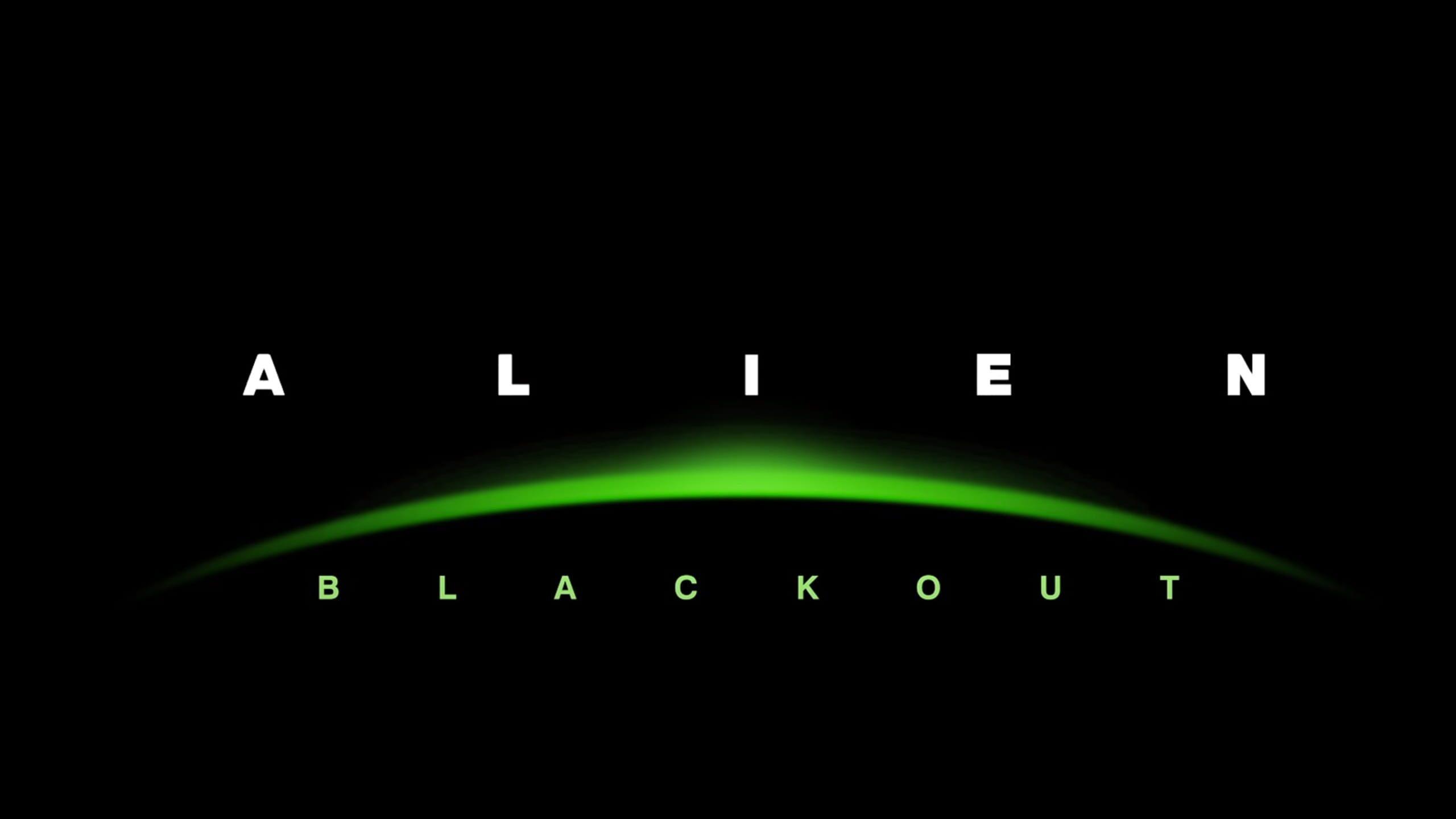 game cover art for Alien: Blackout