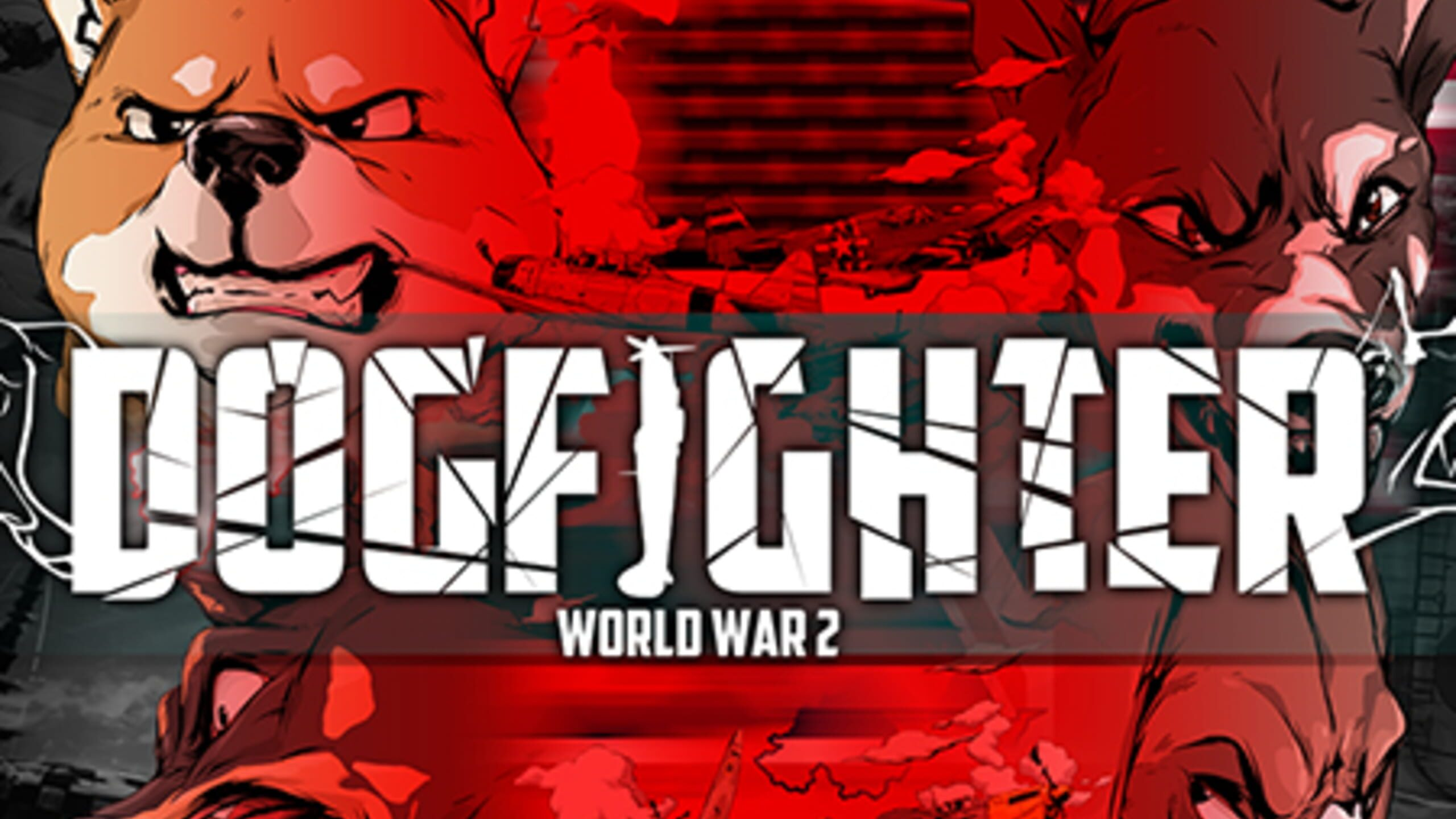 game cover art for Dogfighter: World War 2
