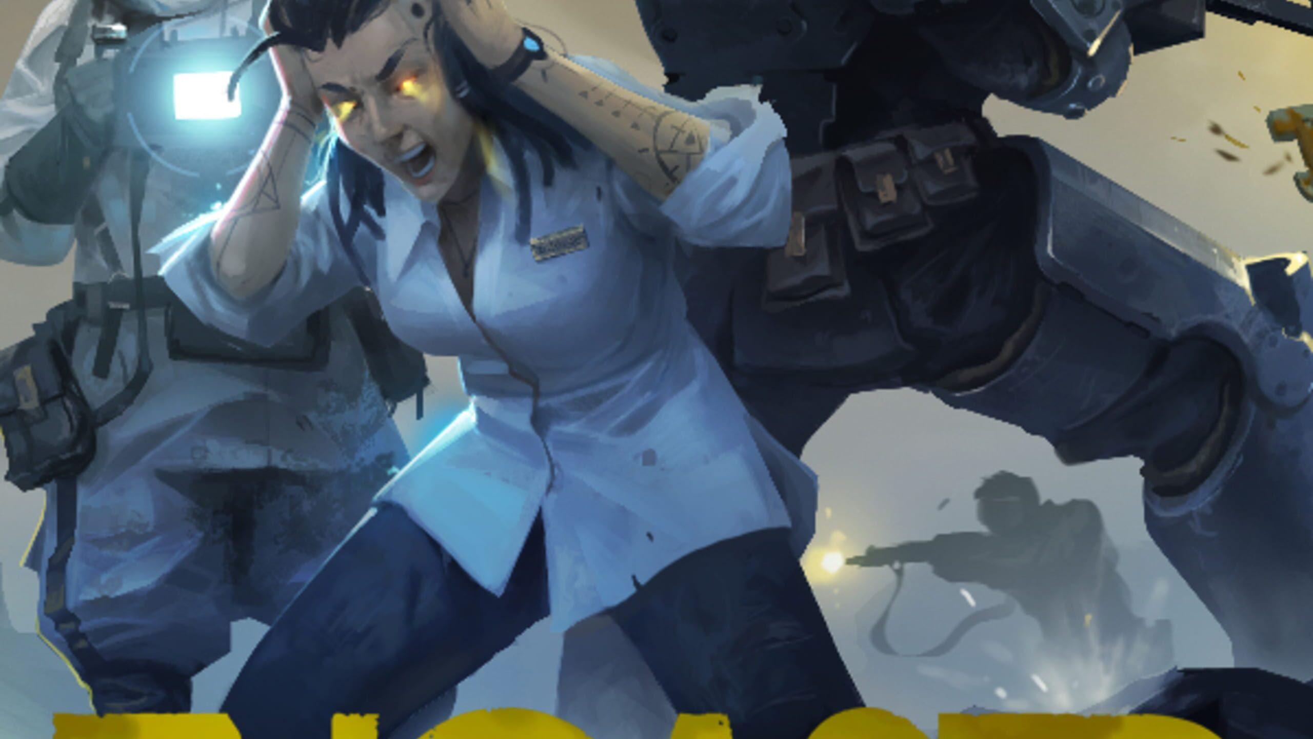 game cover art for Encased