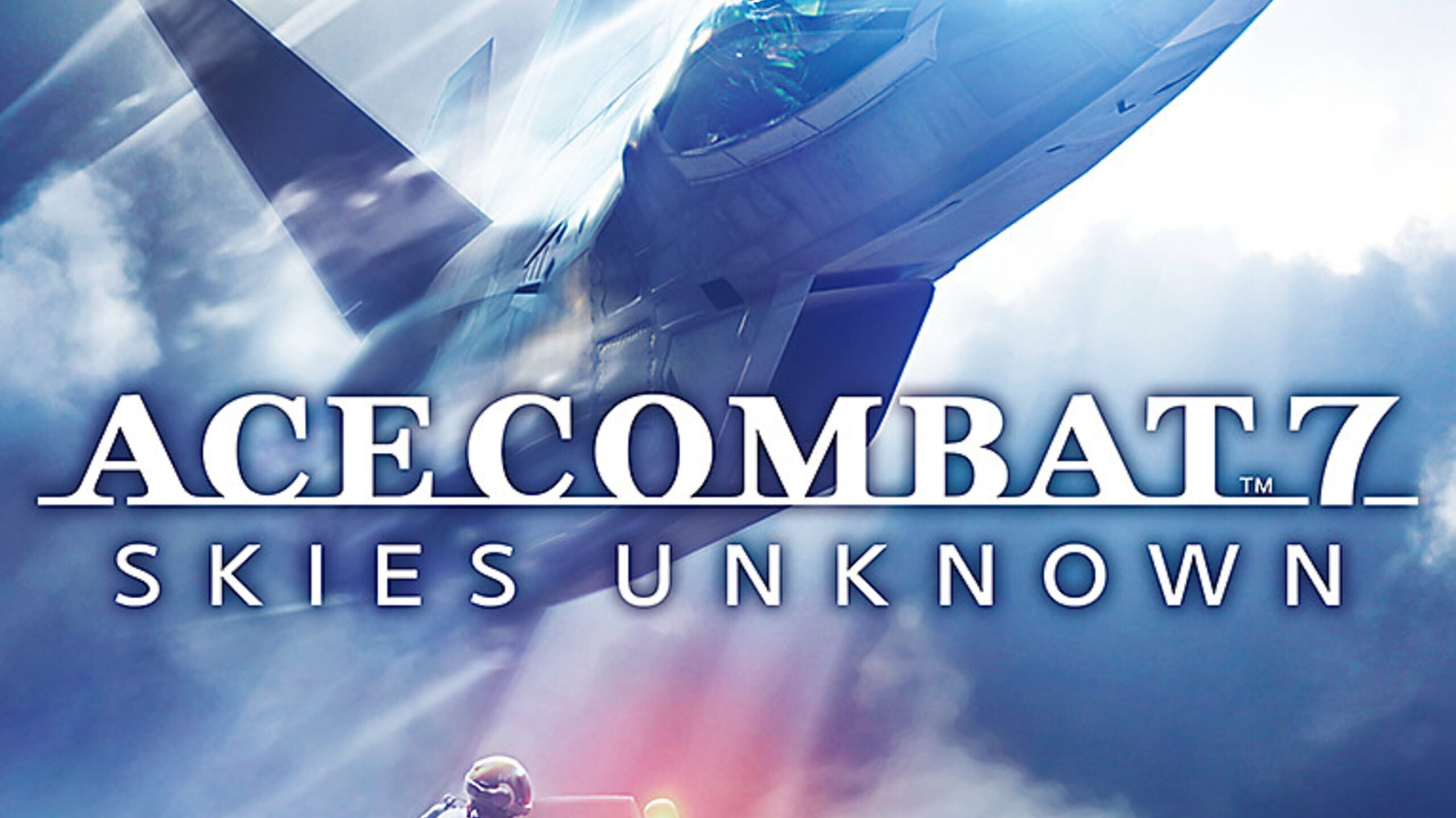 game cover art for Ace Combat 7: Skies Unknown