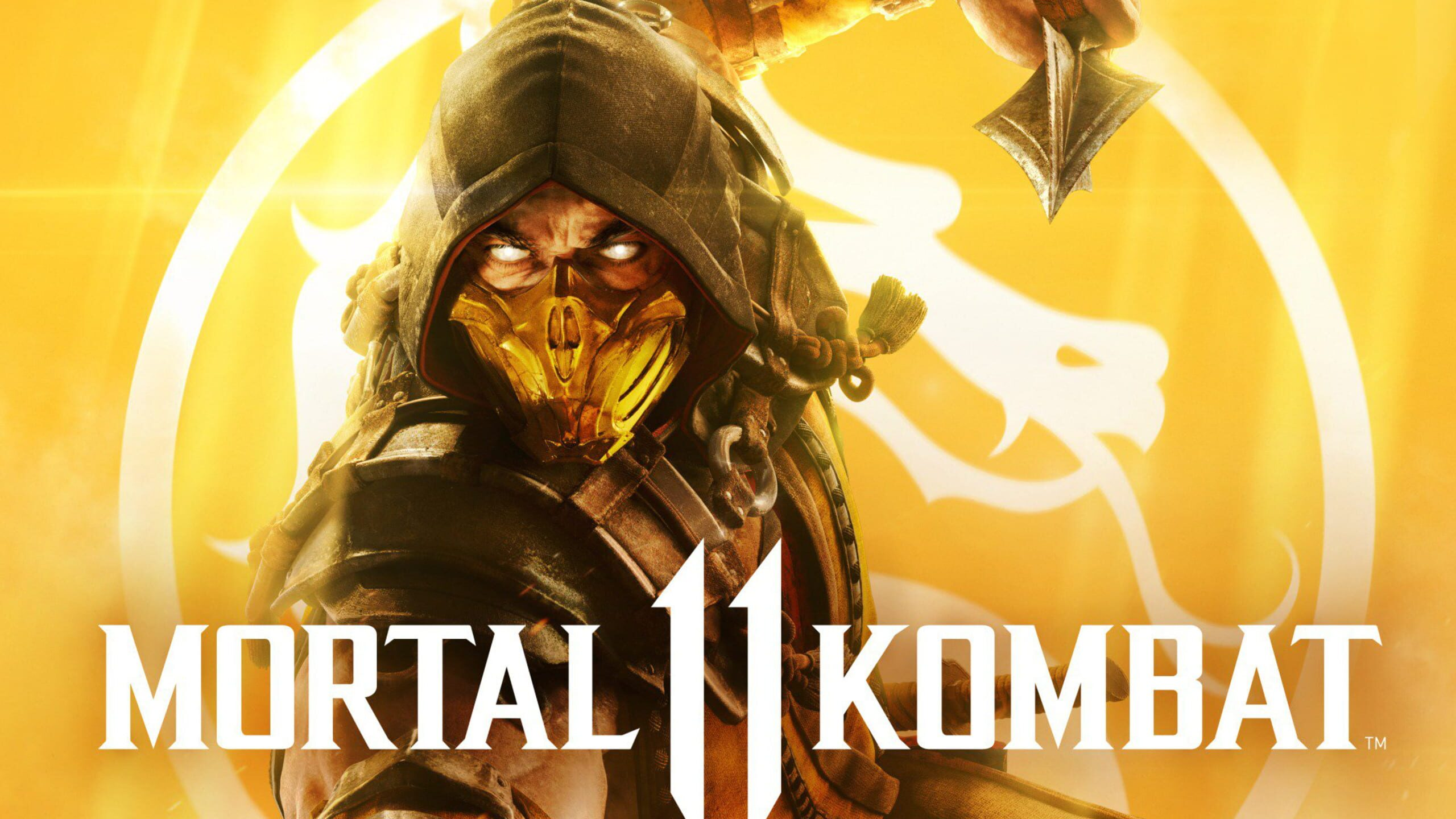 game cover art for Mortal Kombat 11