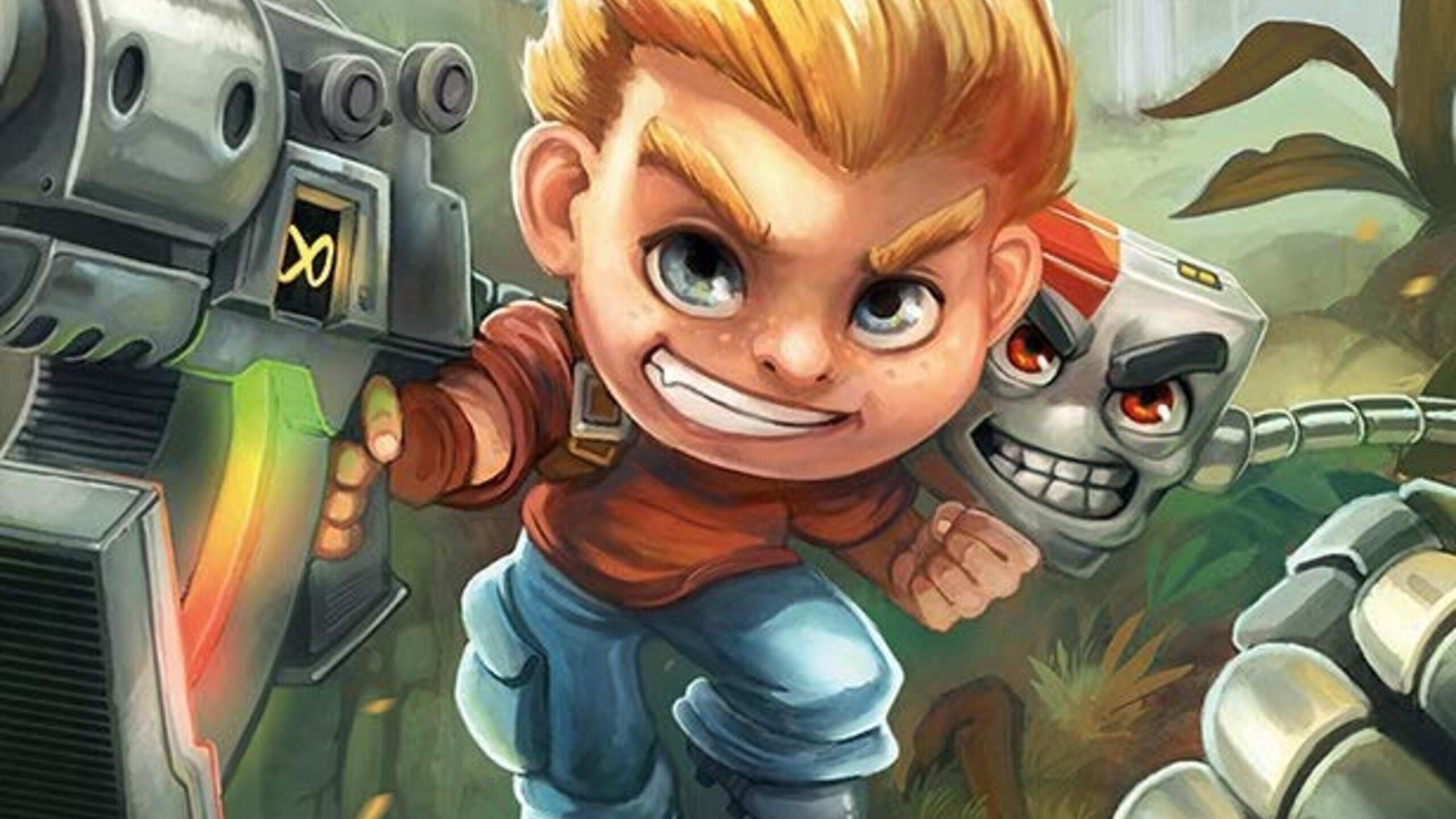 game cover art for Rad Rodgers: Radical Edition