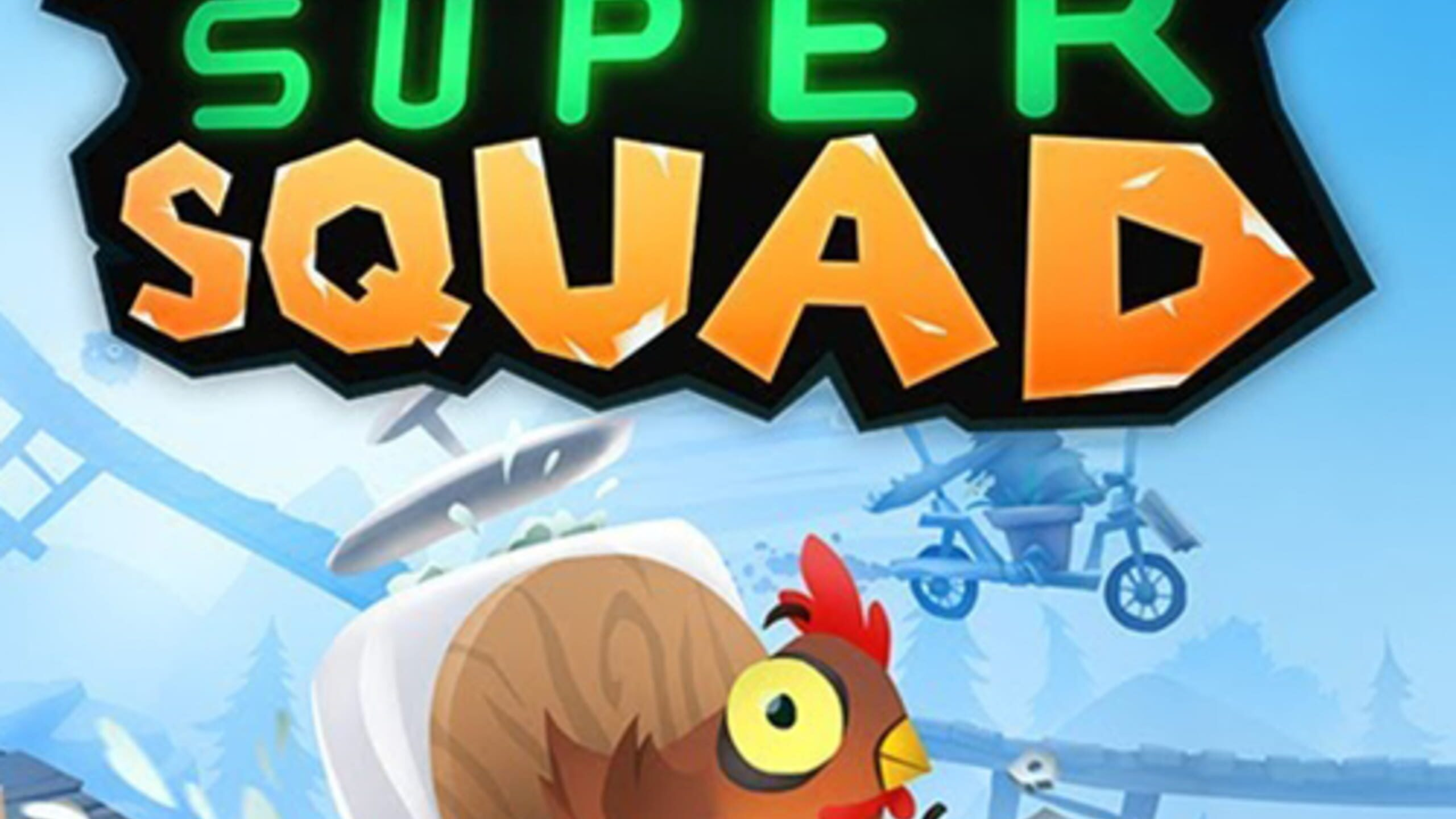 game cover art for Animal Super Squad
