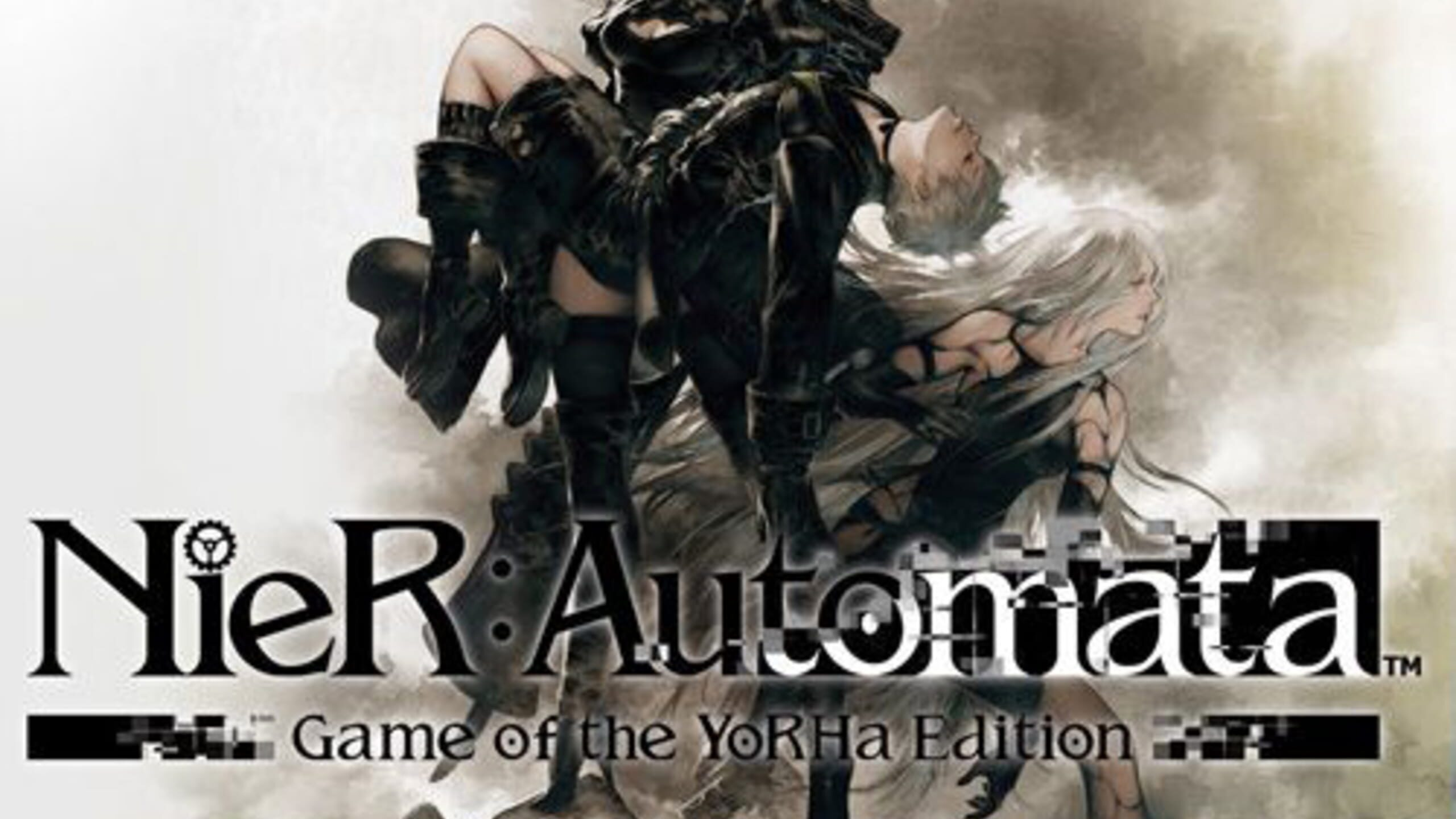game cover art for NieR: Automata - Game of the YoRHa Edition