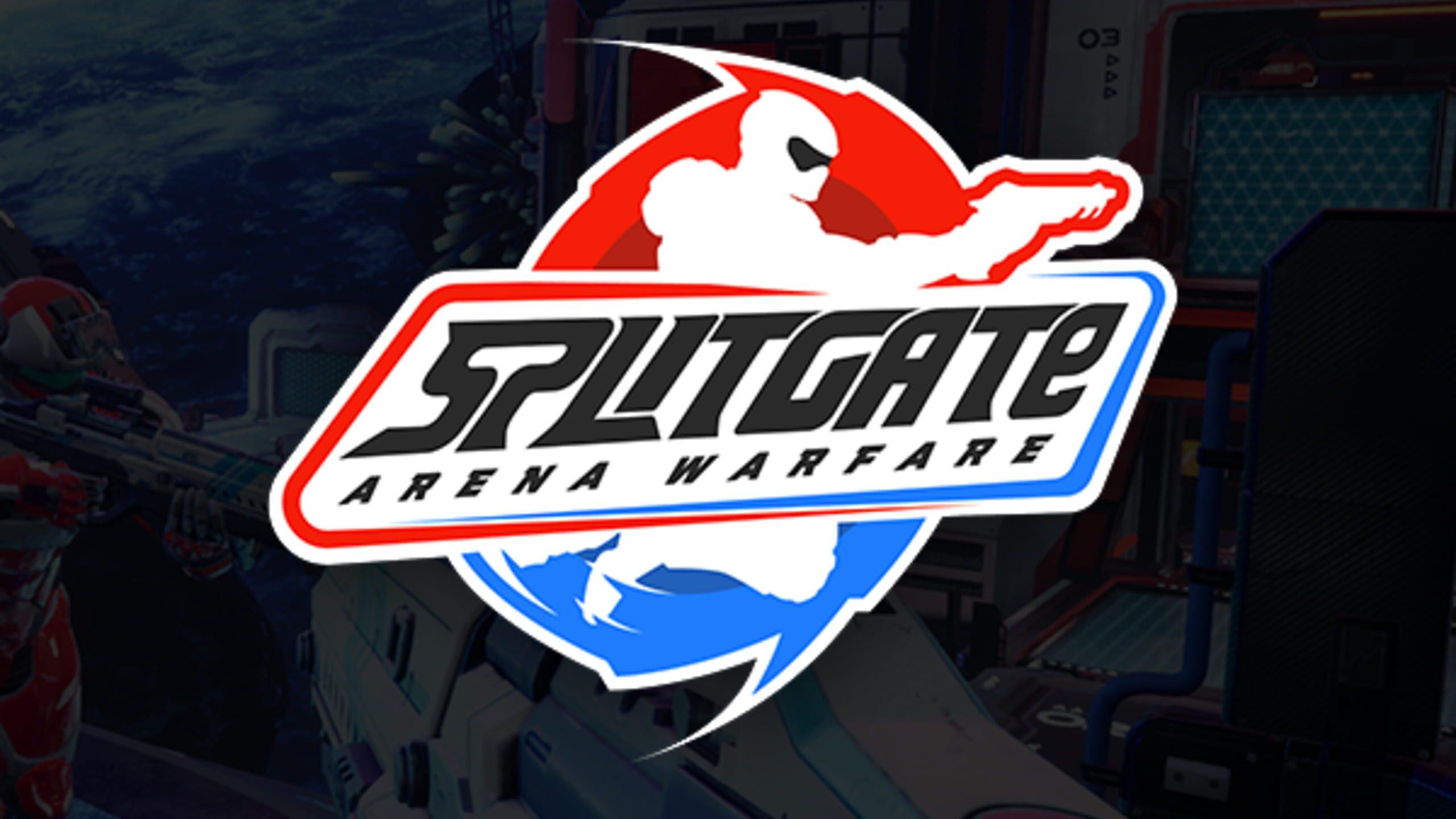 game cover art for Splitgate: Arena Warfare