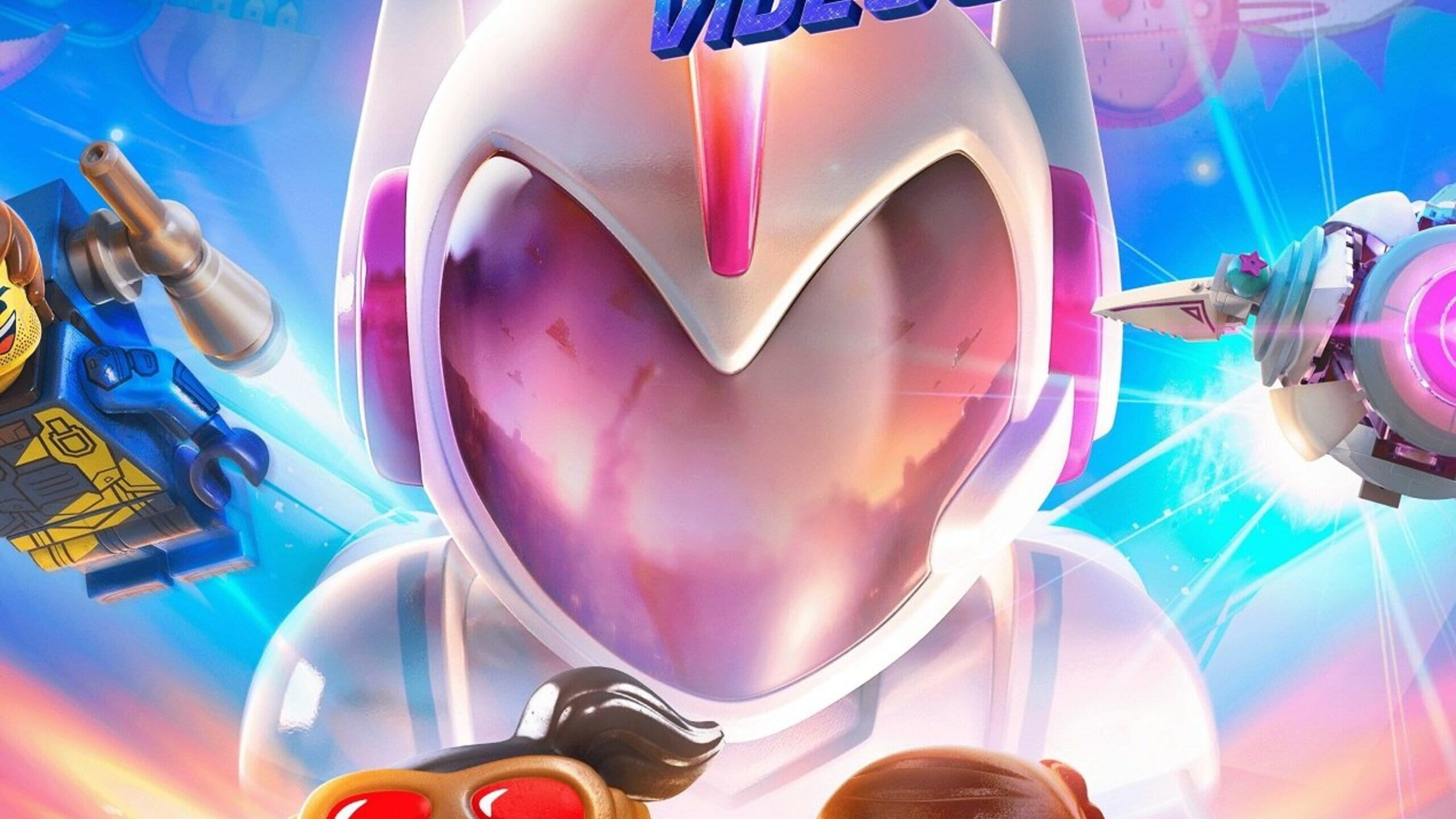 game cover art for The LEGO Movie 2 Videogame