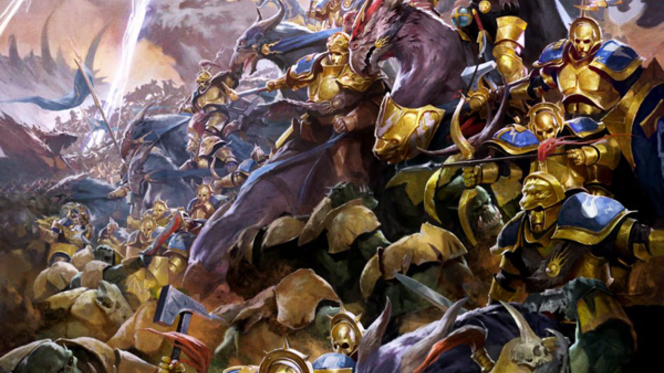 game cover art for Warhammer Age of Sigmar: Champions