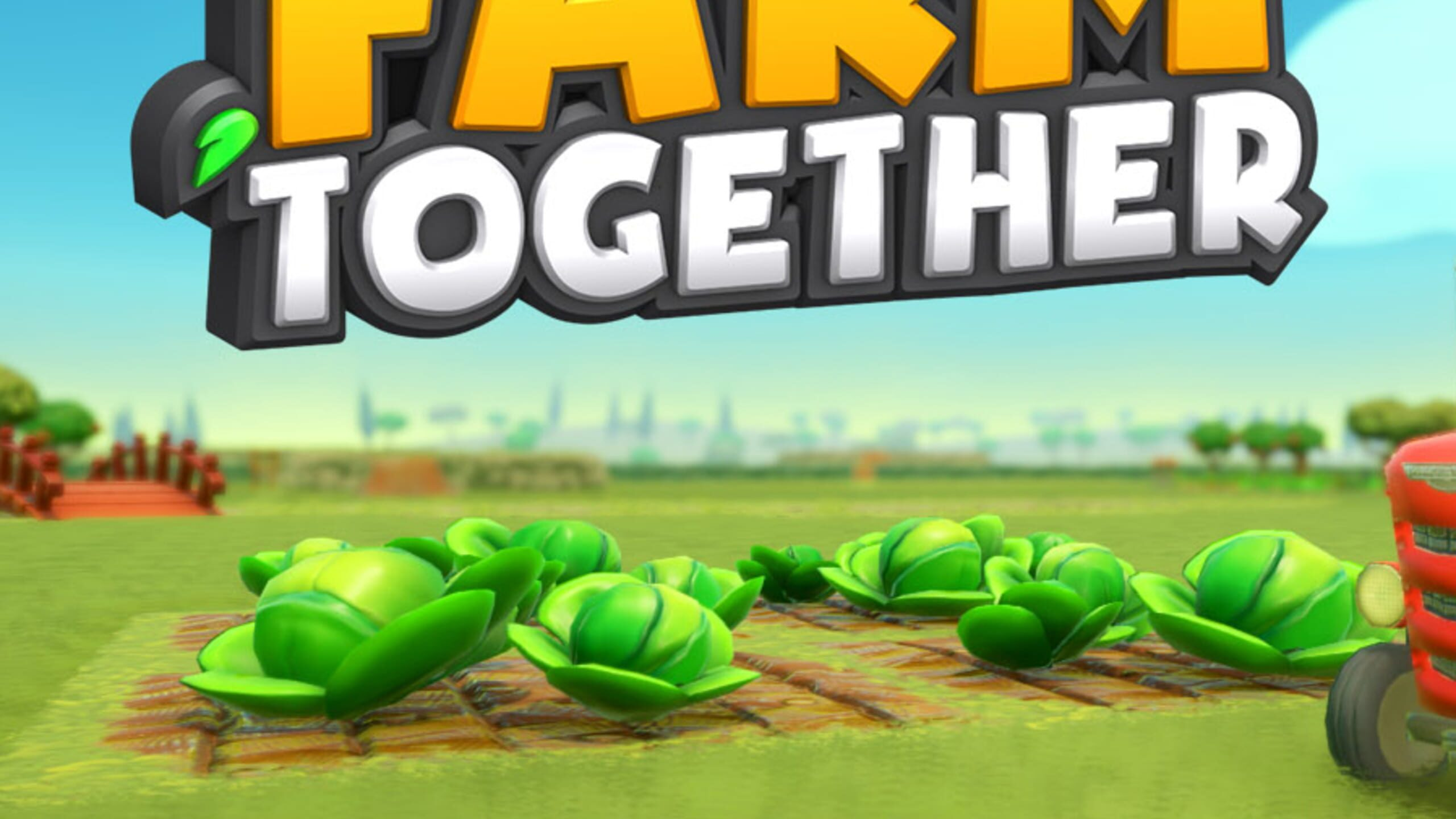 game cover art for Farm Together