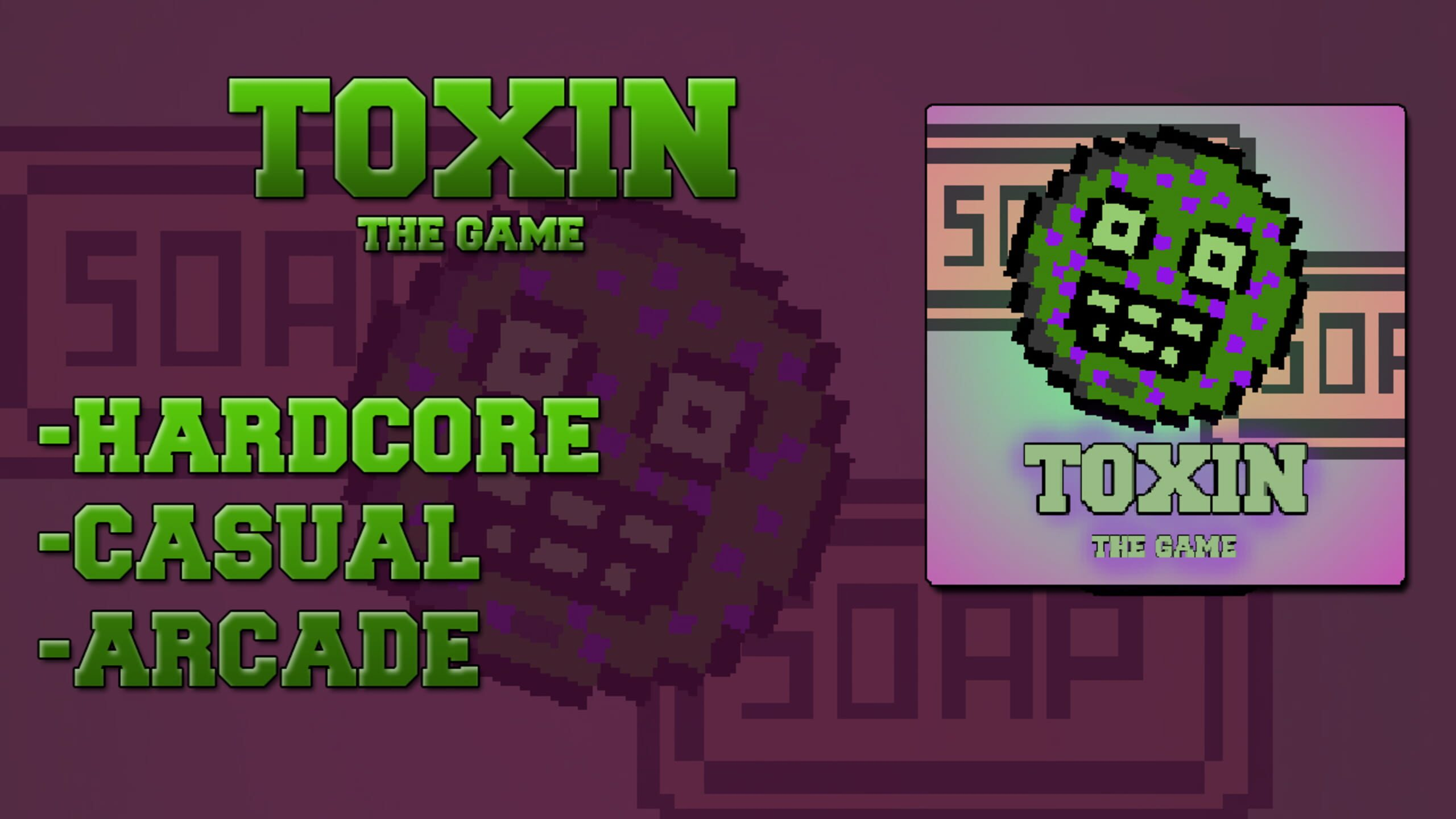 game cover art for Toxin The Game