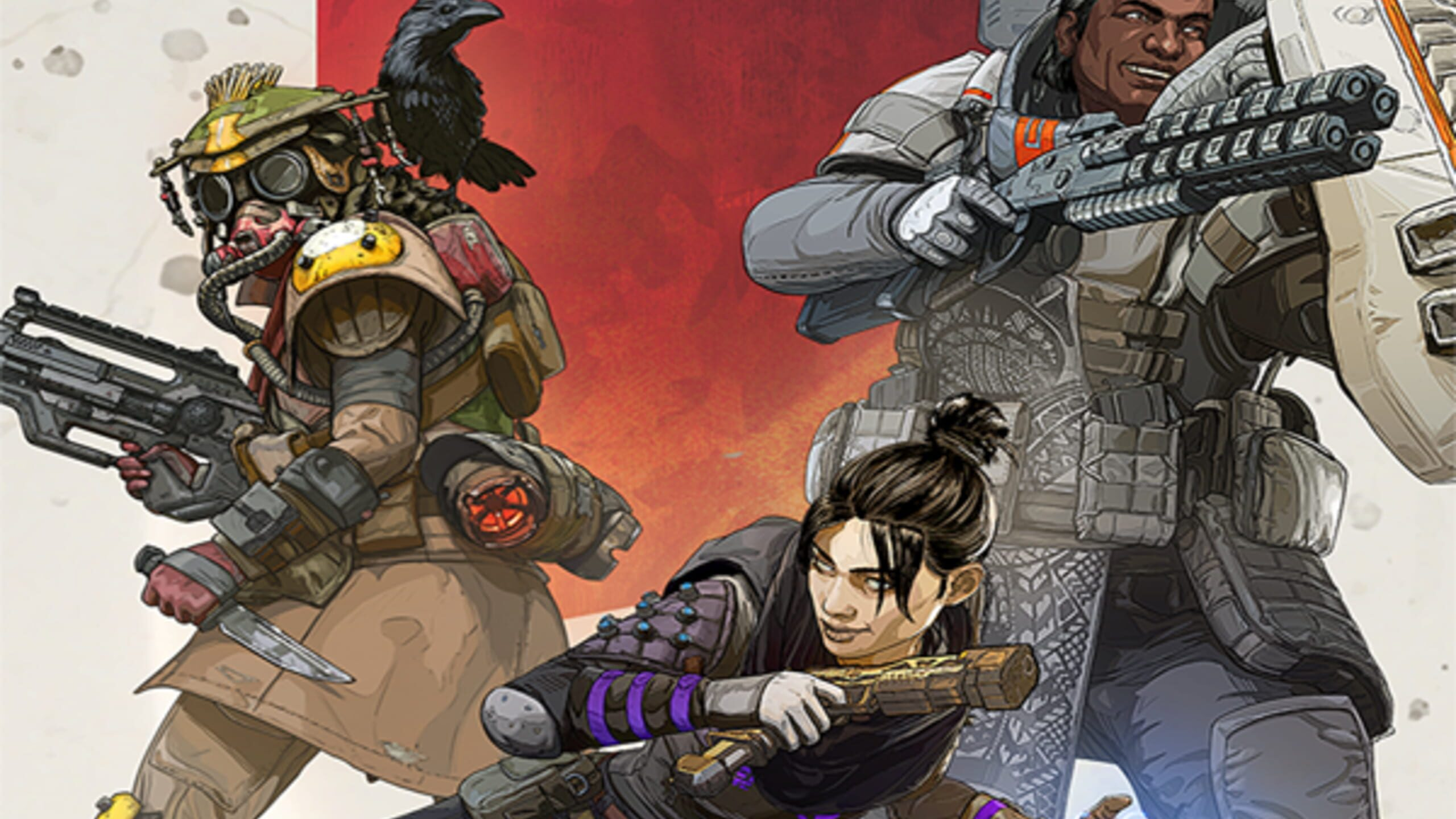 game cover art for Apex Legends