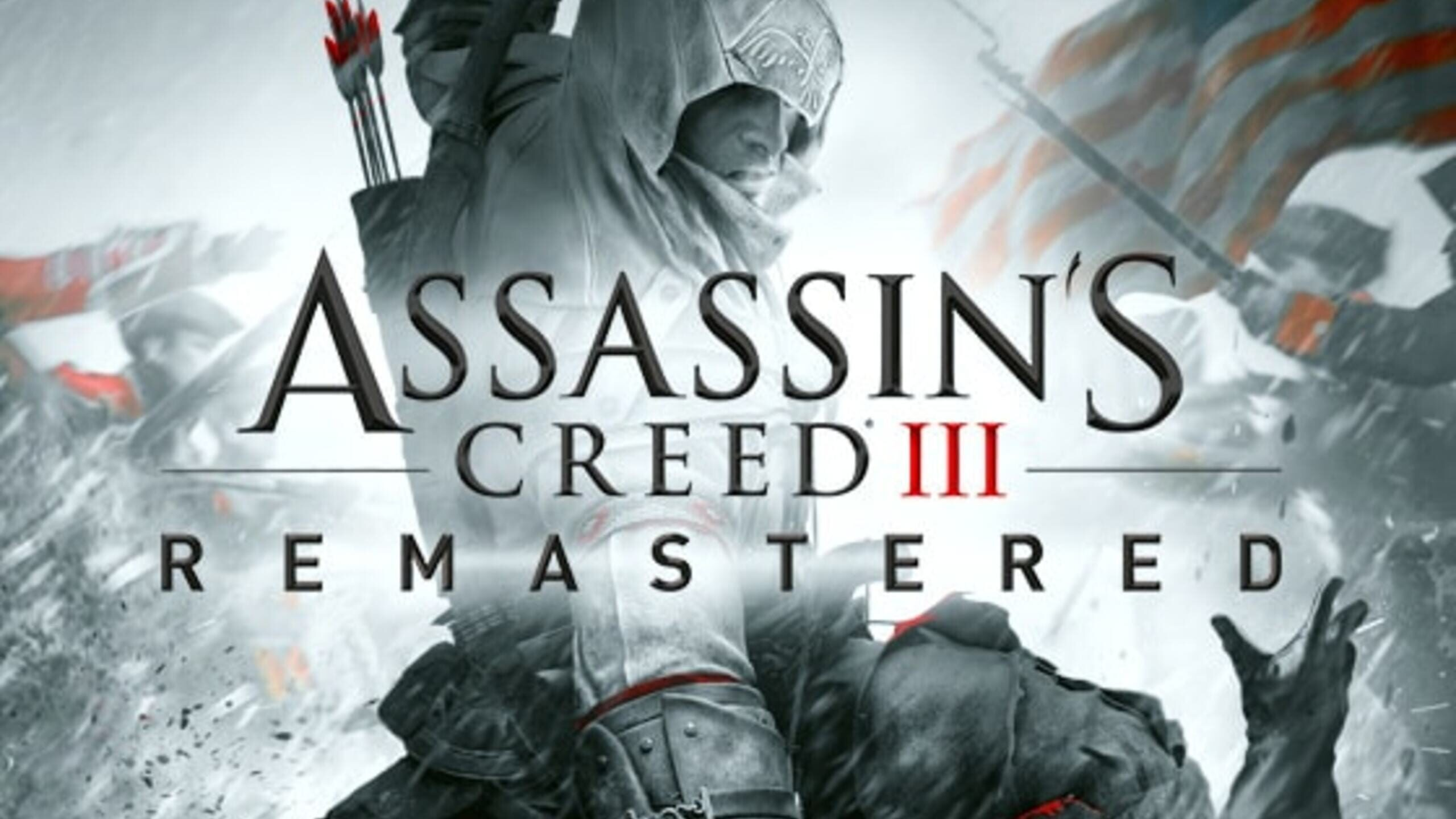 game cover art for Assassin's Creed III Remastered
