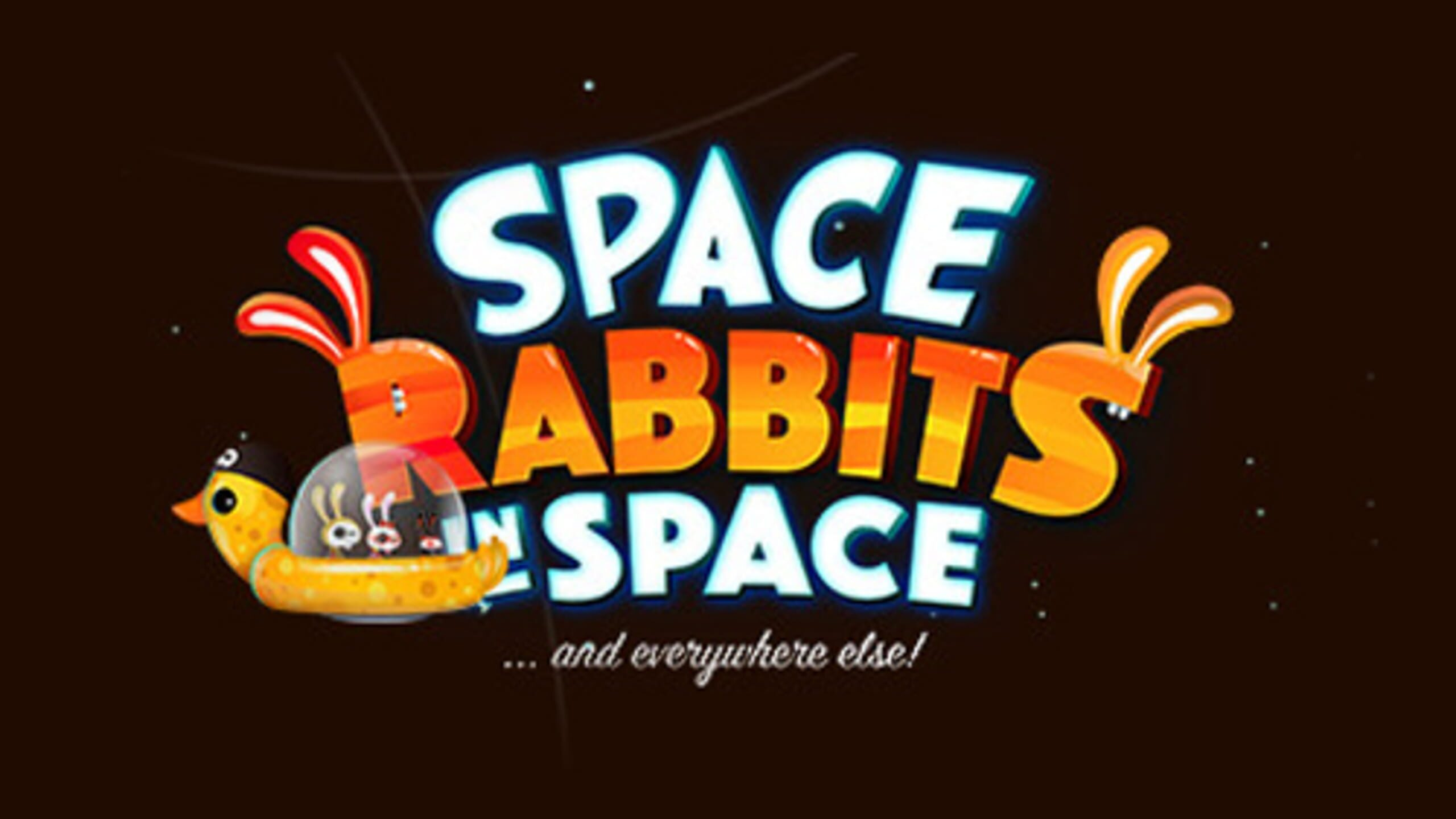 game cover art for Space Rabbits in Space