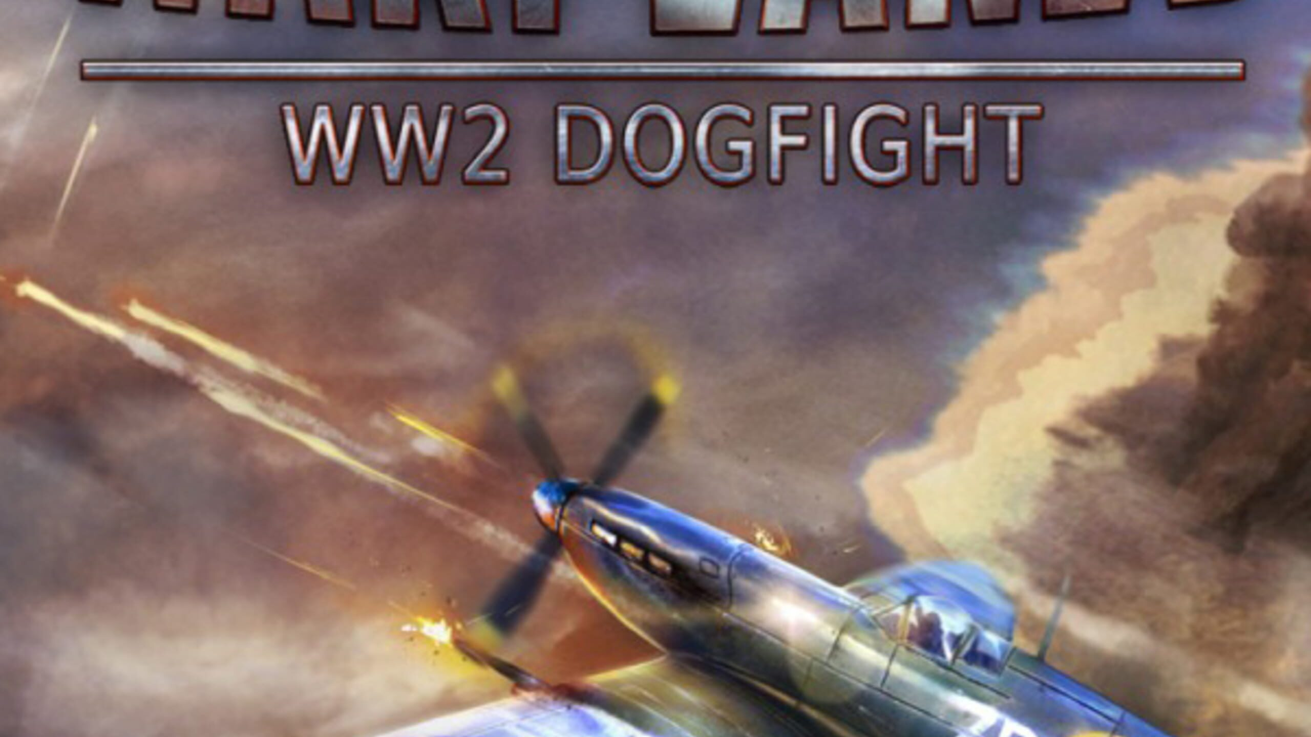 game cover art for Warplanes: WW2 Dogfight