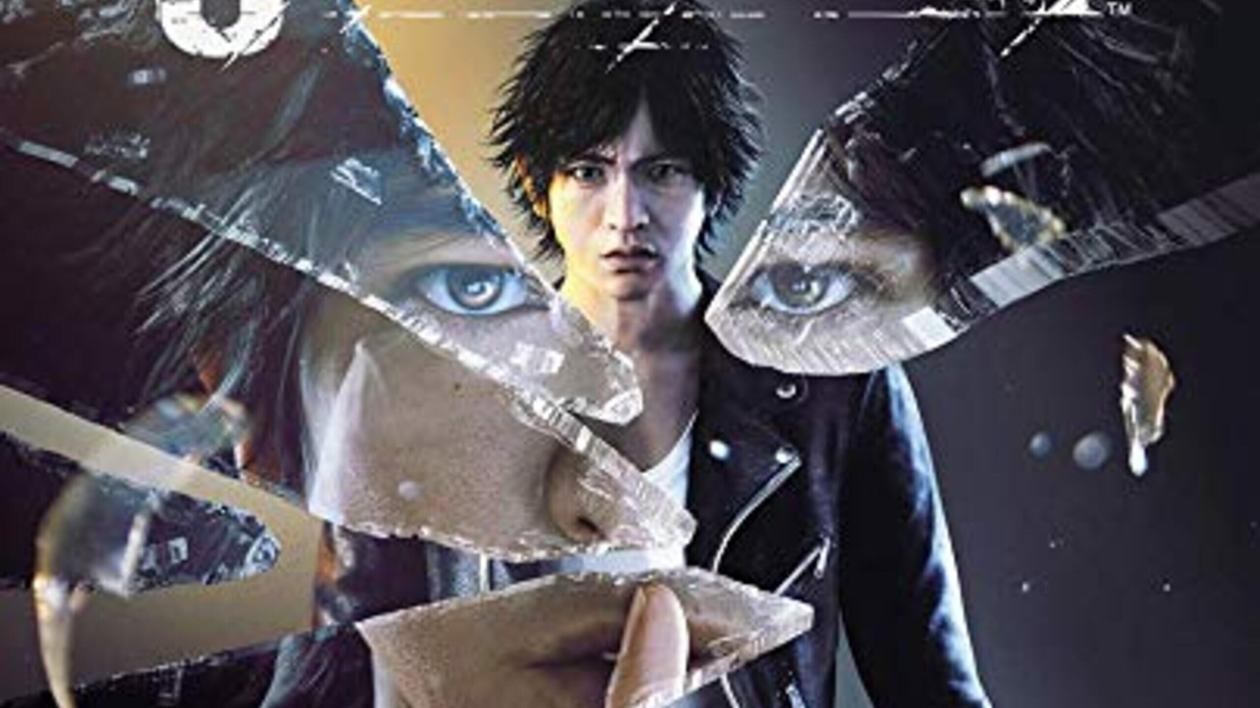 game cover art for Judgment