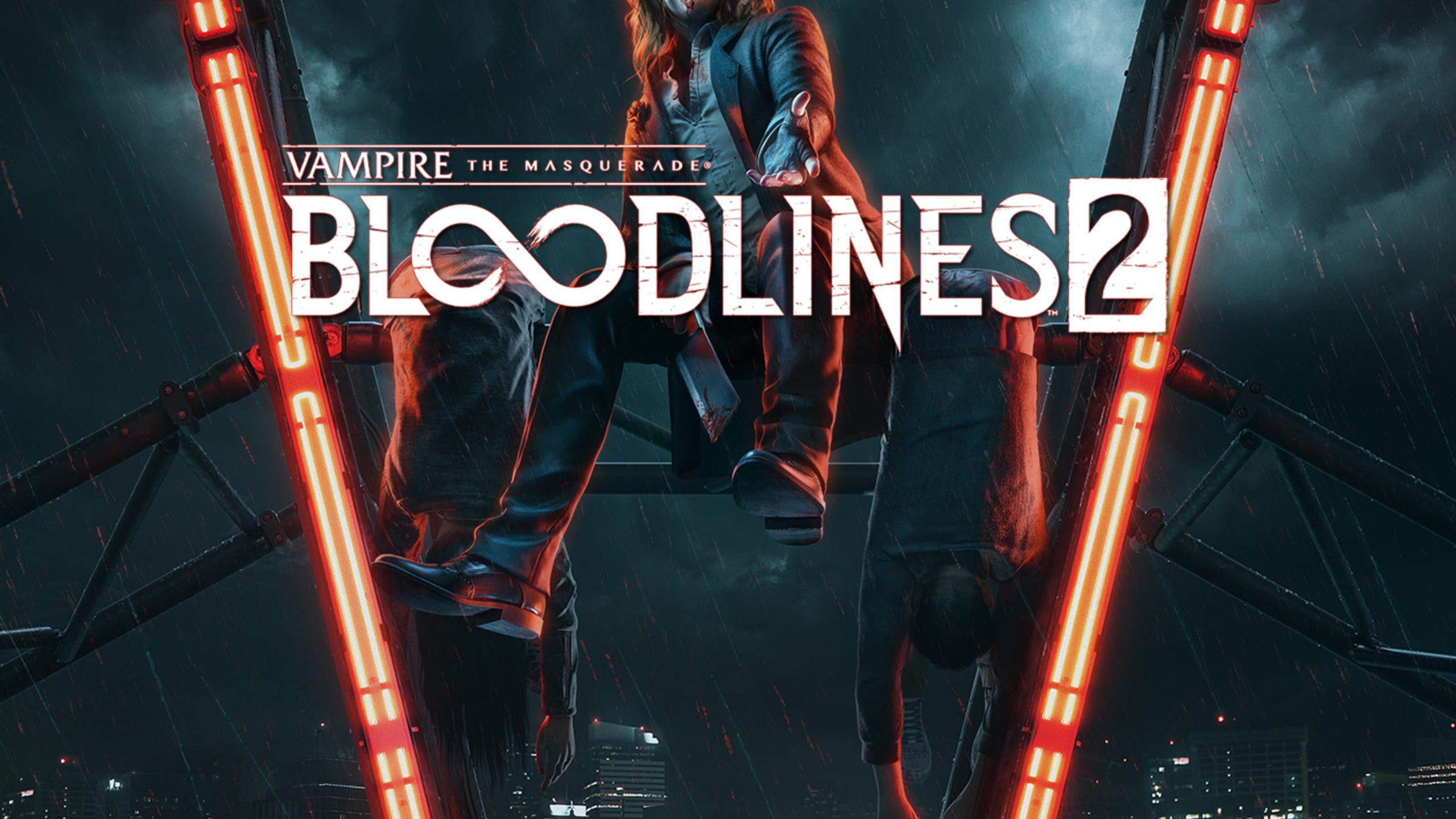 game cover art for Vampire: The Masquerade - Bloodlines 2
