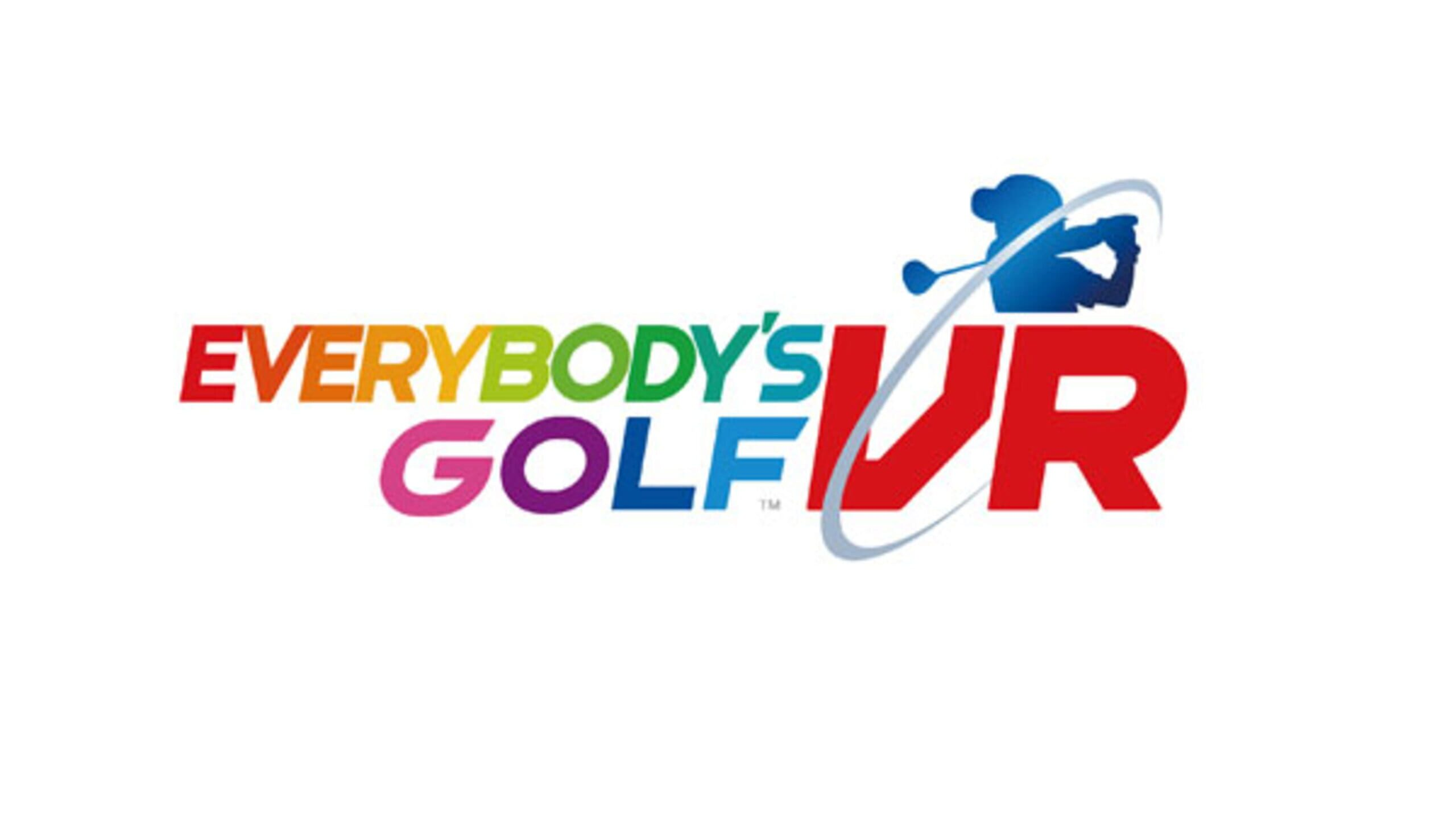 game cover art for Everybody's Golf VR