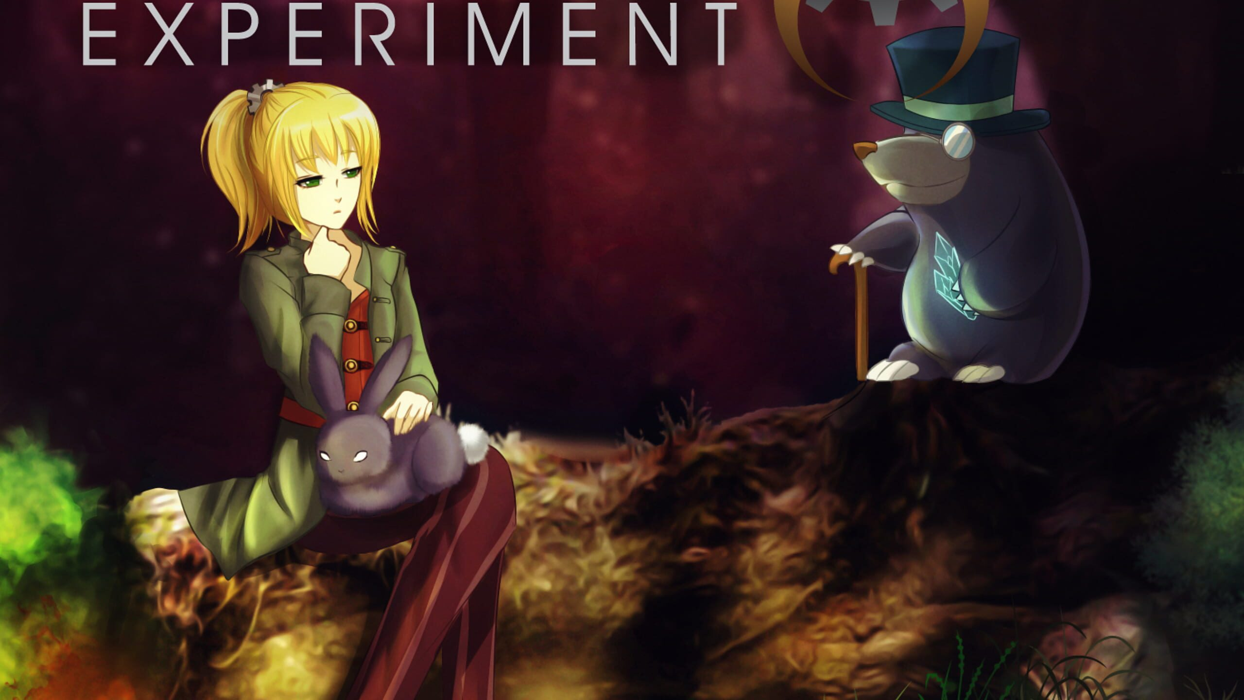 game cover art for The Donnerwald Experiment