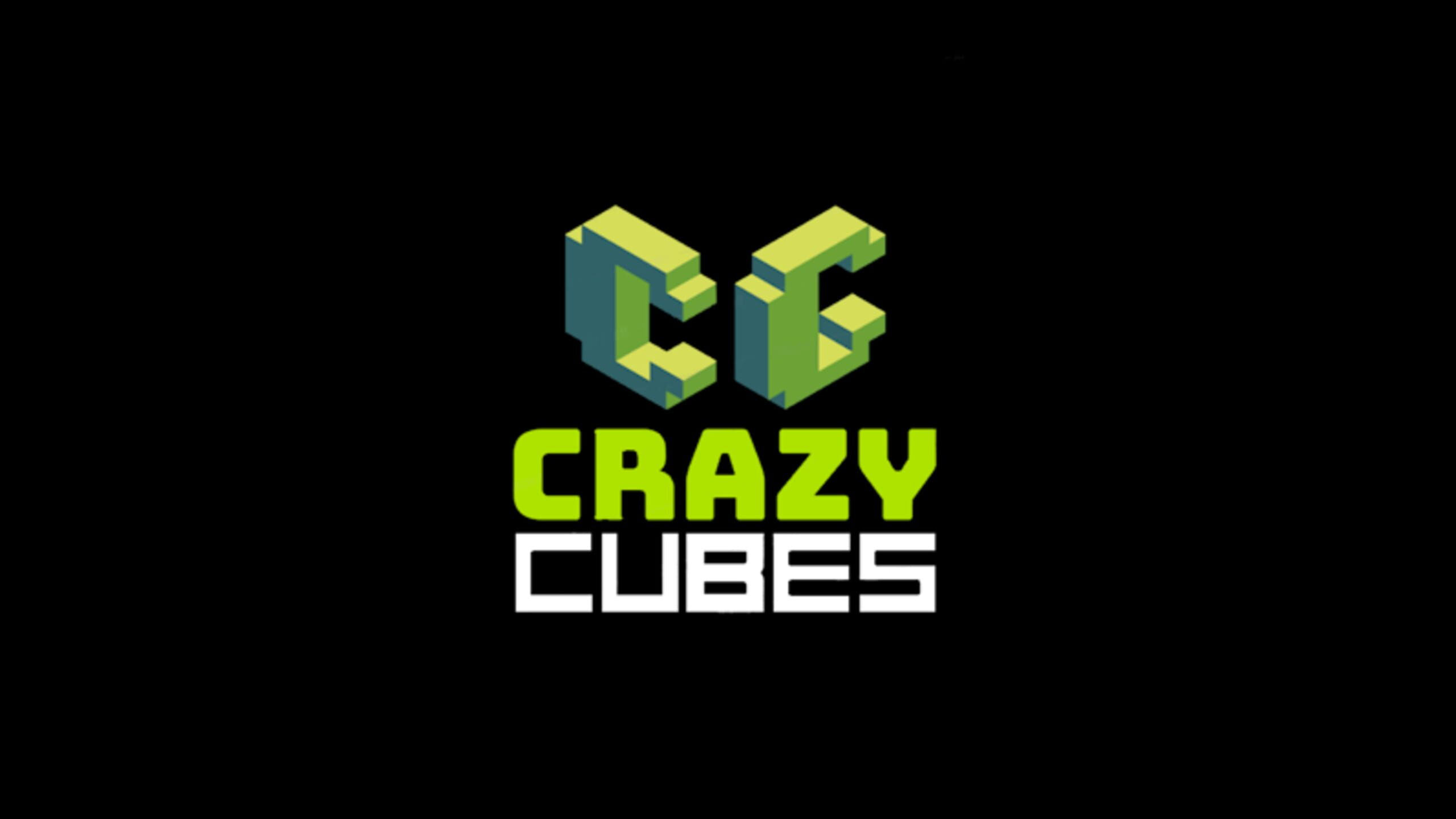 game cover art for CrazyCubes - Mobile Low Poly Game