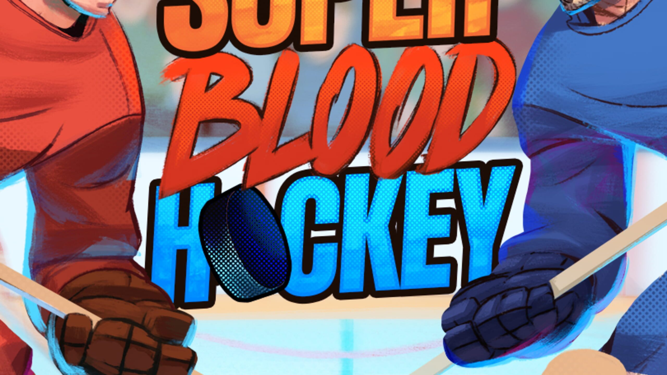 game cover art for Super Blood Hockey