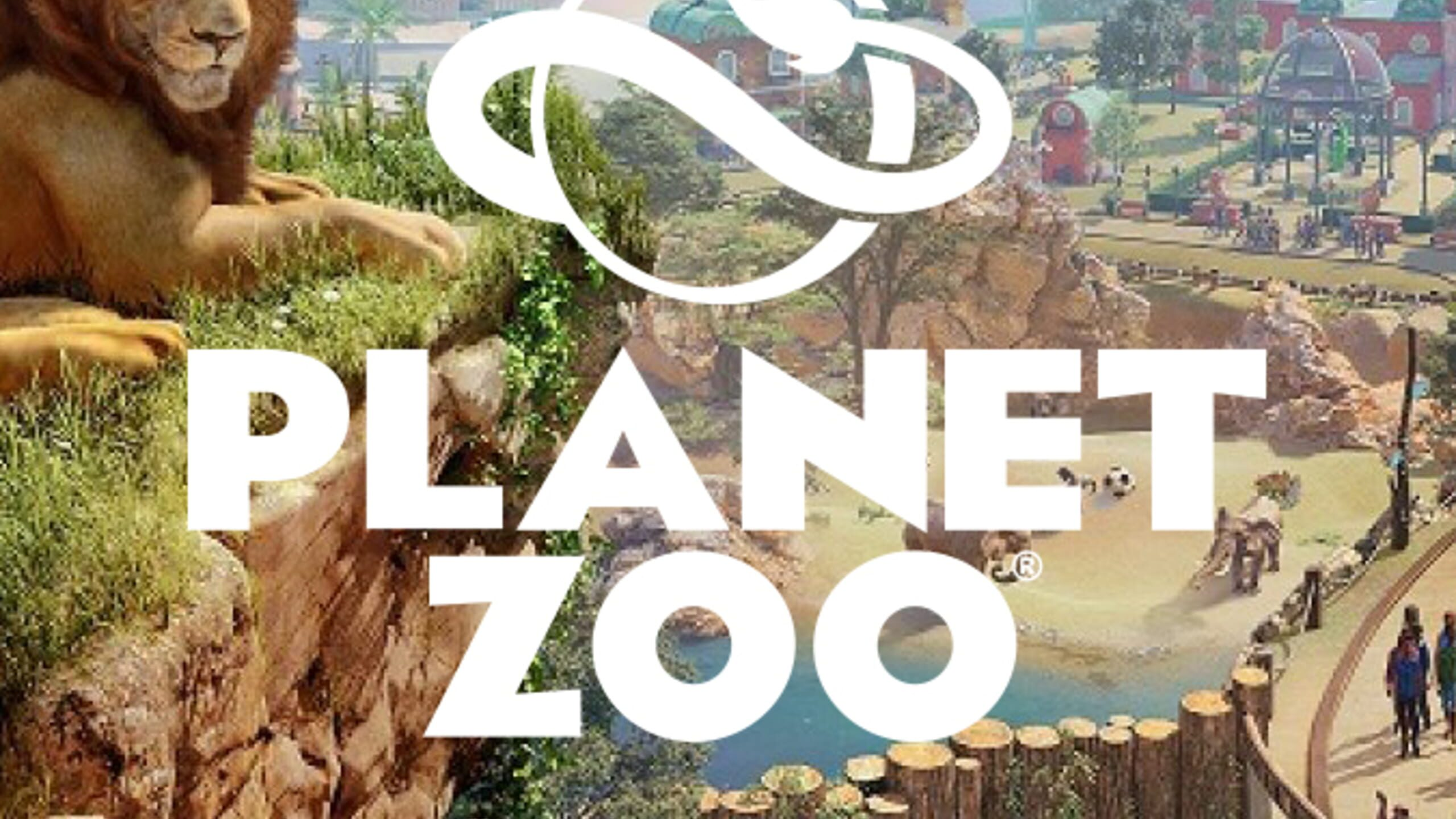 game cover art for Planet Zoo