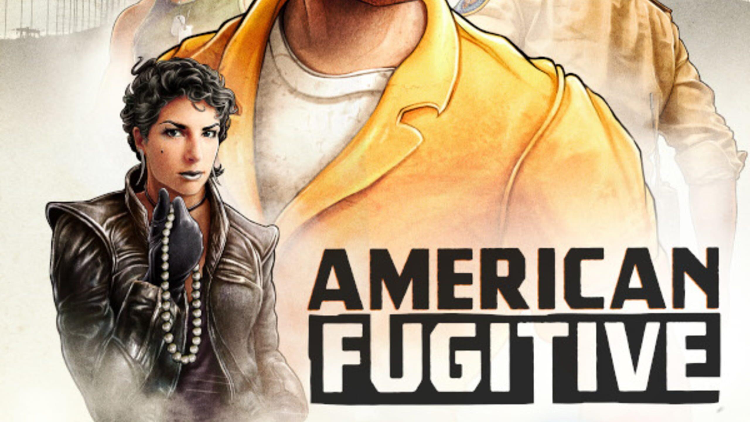 game cover art for American Fugitive