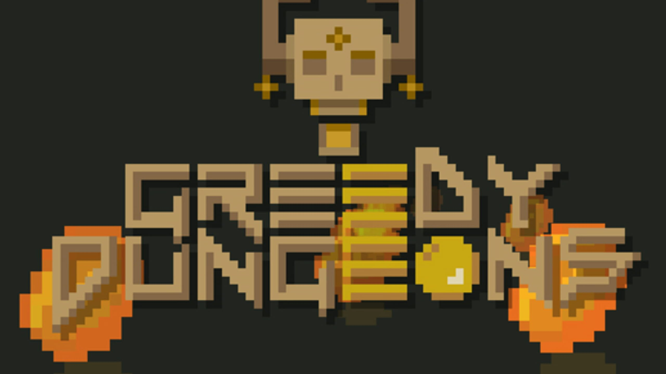game cover art for Greedy Dungeons