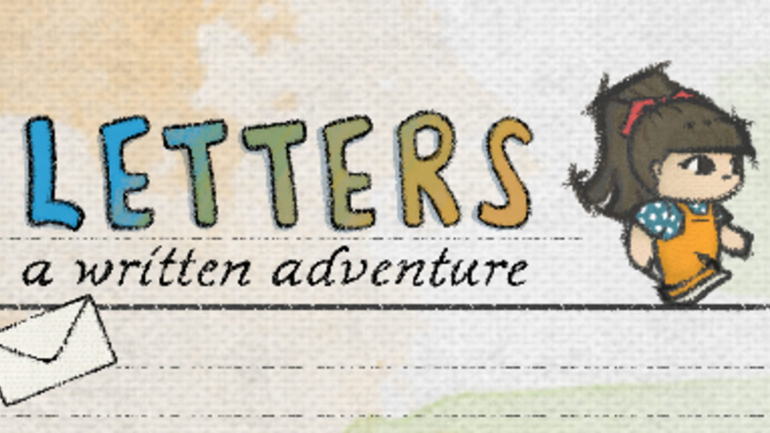 game cover art for Letters - a written adventure