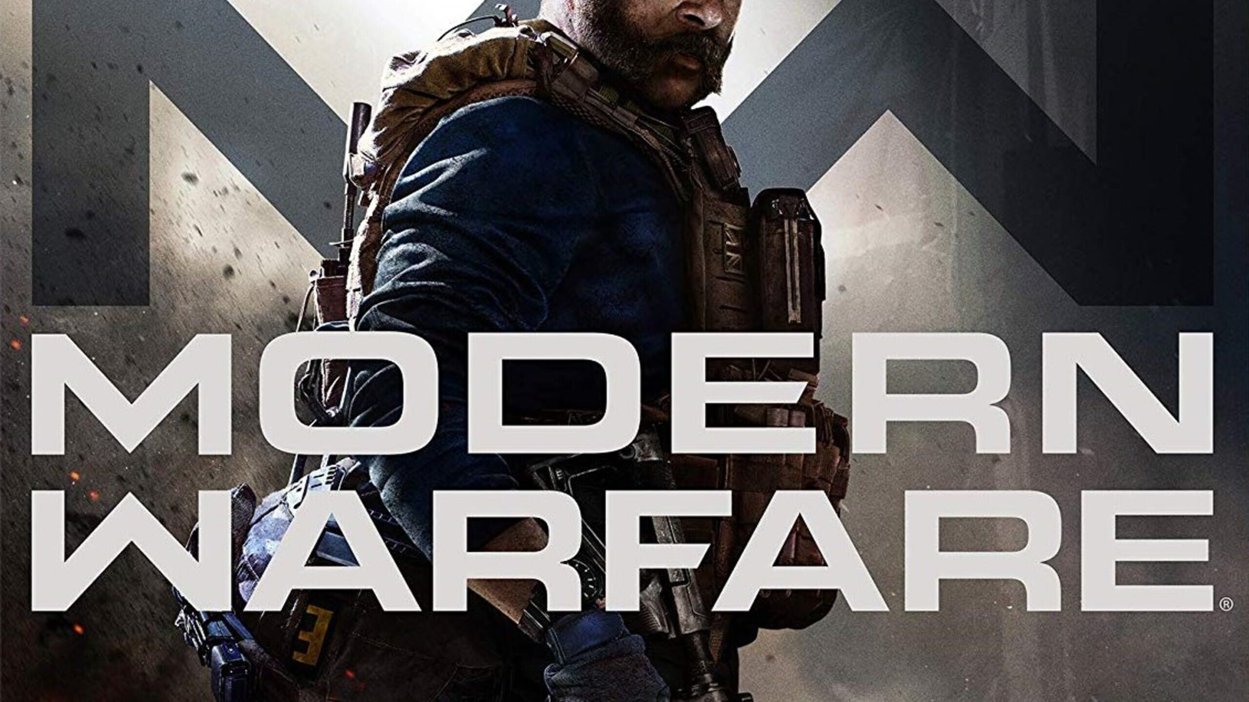 game cover art for Call Of Duty: Modern Warfare