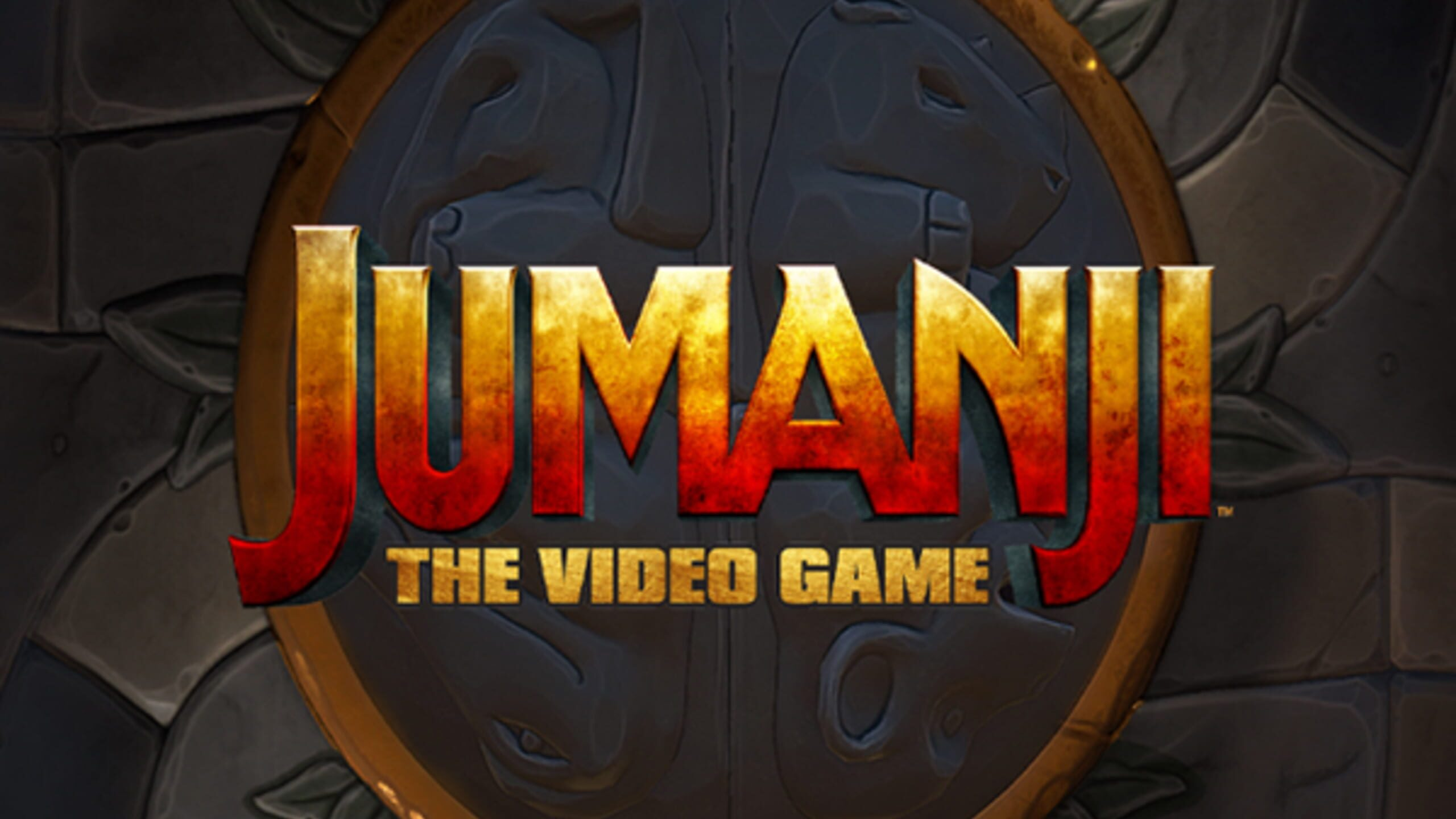 game cover art for Jumanji: The Video Game