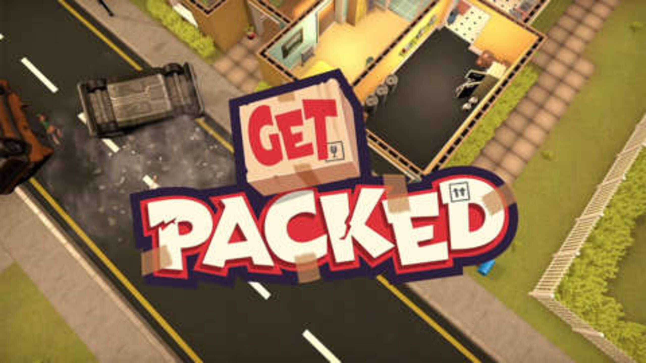 game cover art for Get Packed