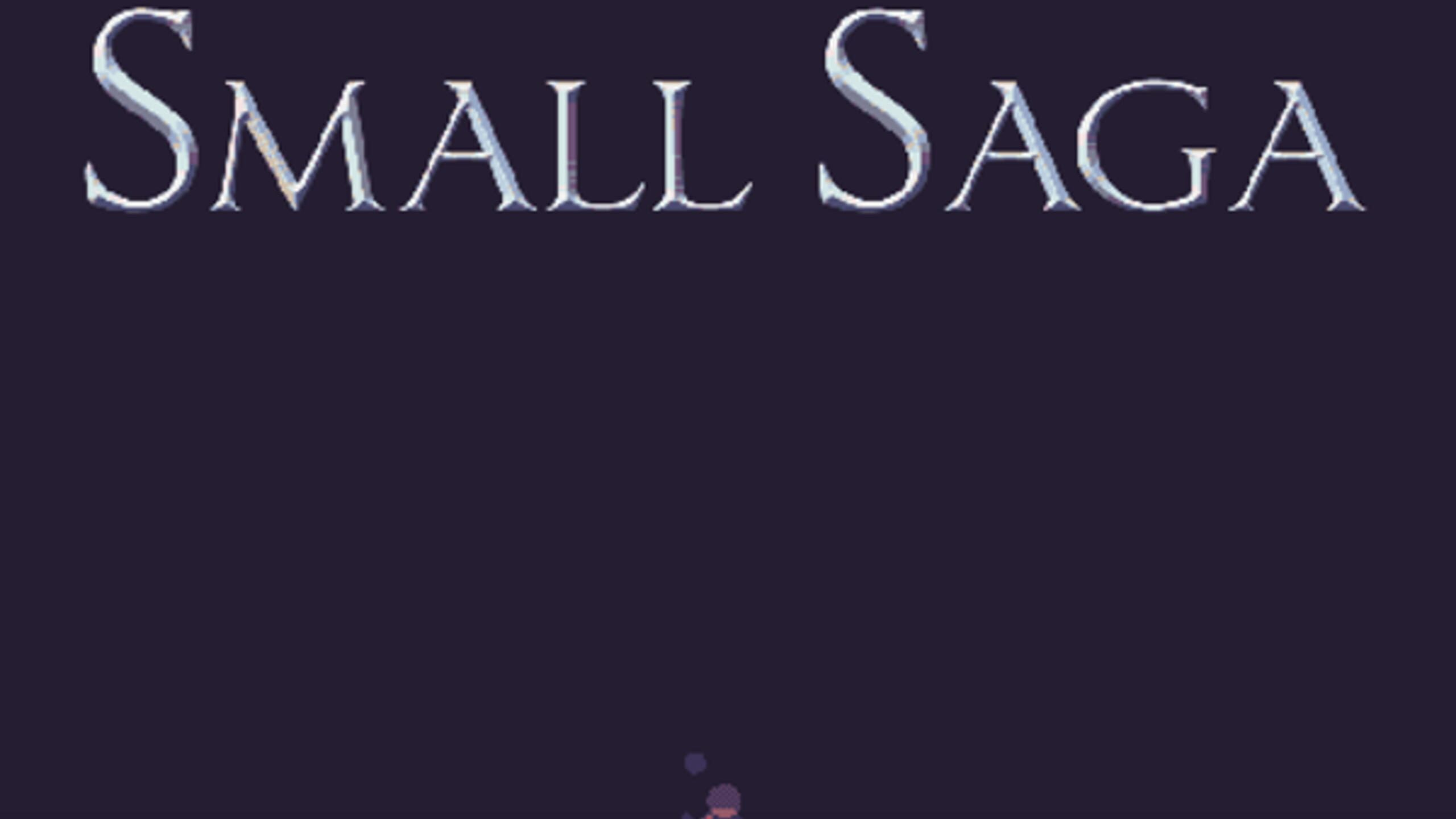 game cover art for Small Saga
