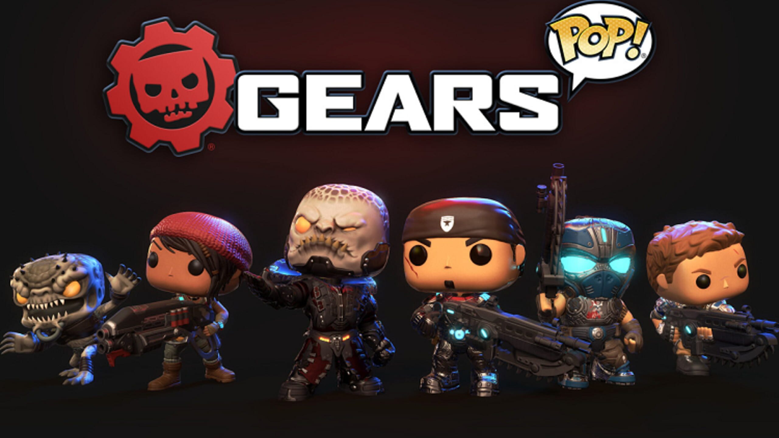 game cover art for Gears Pop!