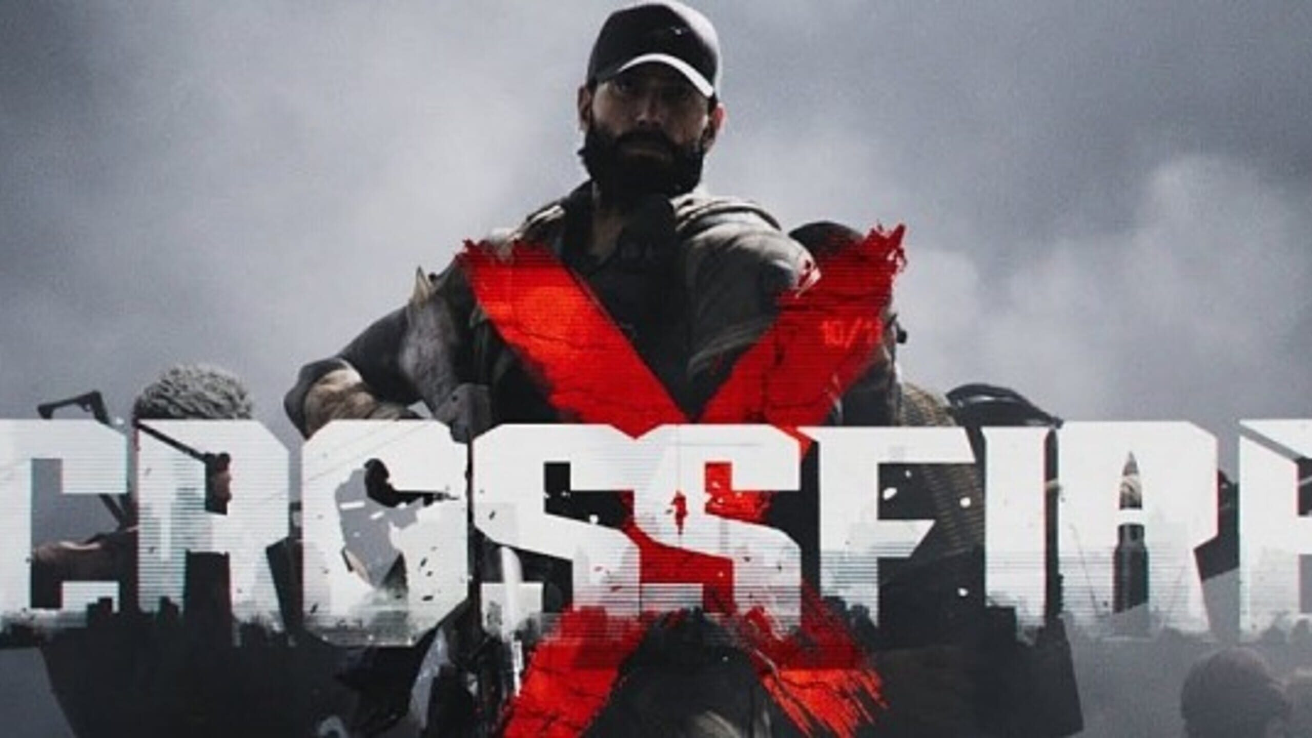 game cover art for Crossfire X