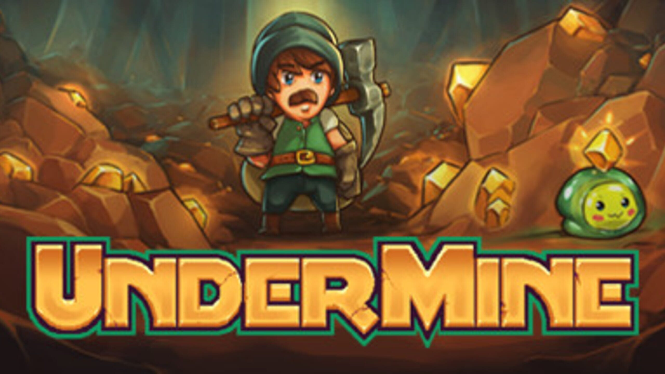 game cover art for UnderMine
