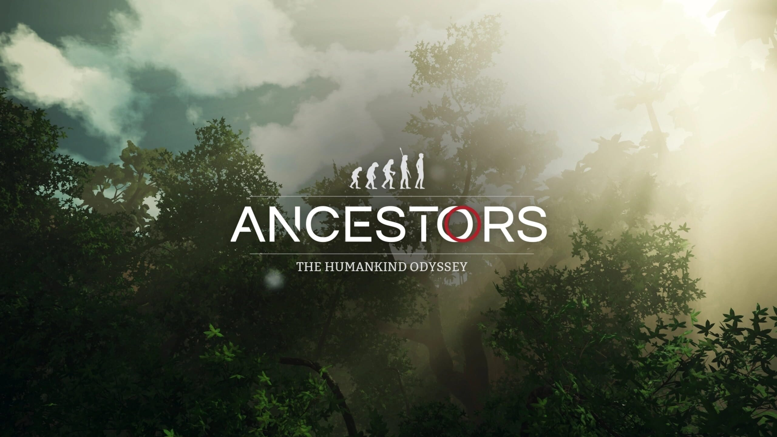 game cover art for Ancestors: The Humankind Odyssey