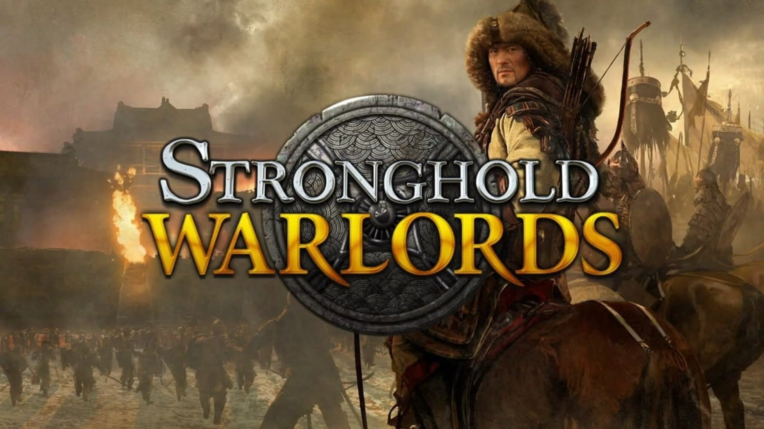 game cover art for Stronghold: Warlords