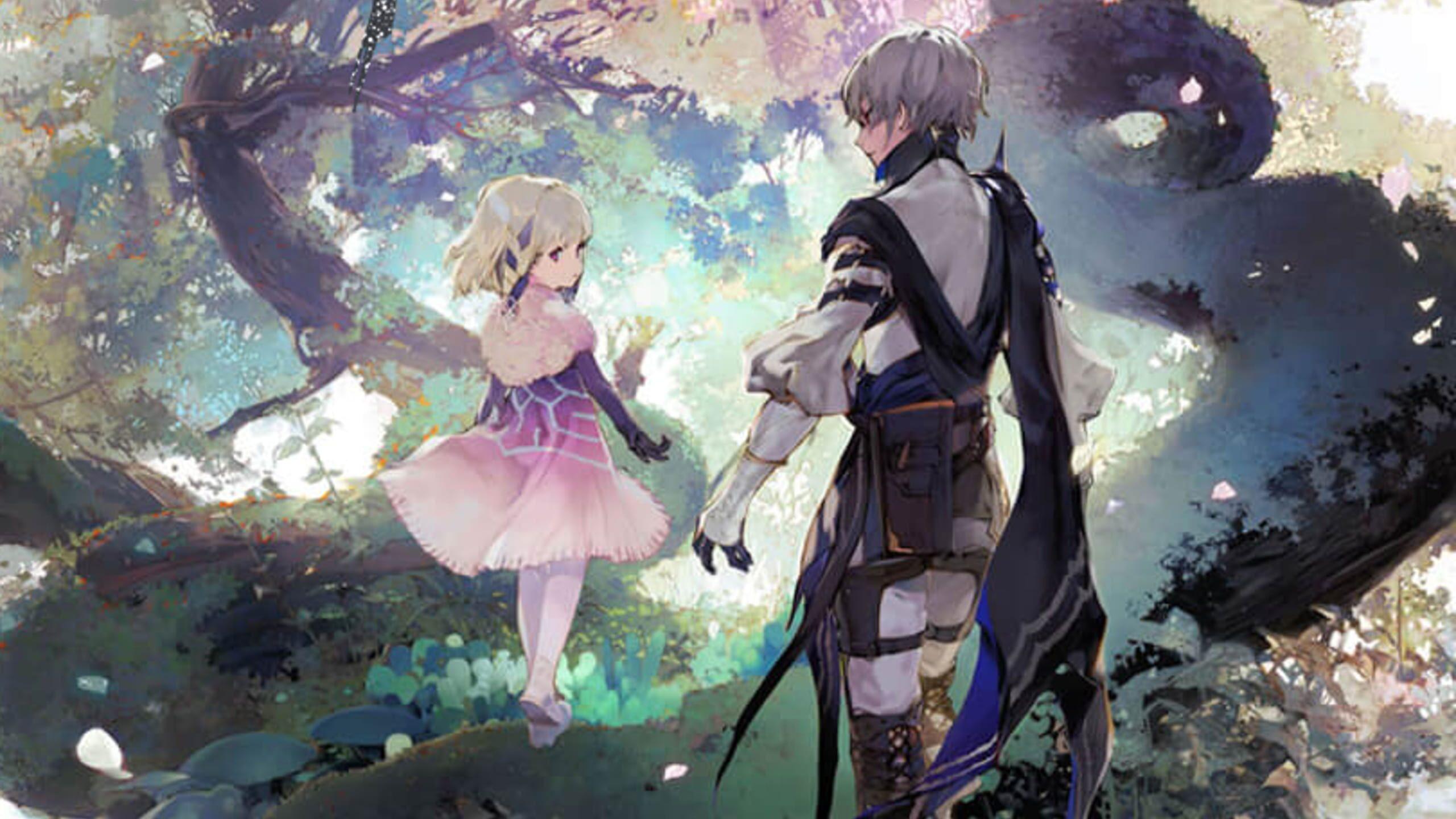 game cover art for Oninaki
