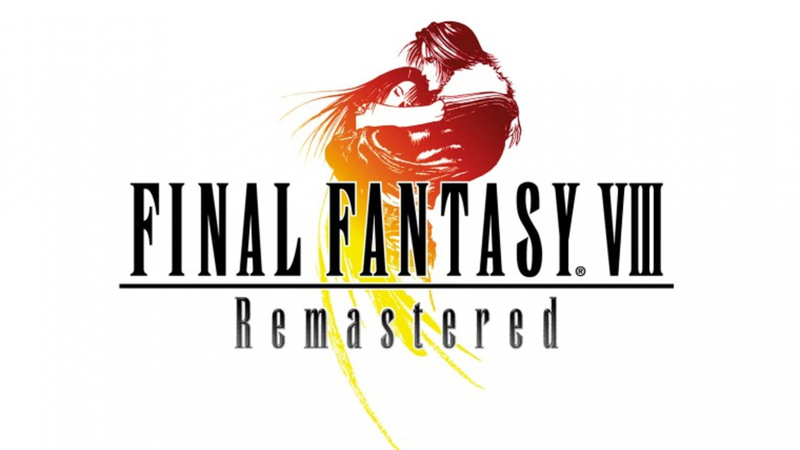 game cover art for Final Fantasy VIII Remastered