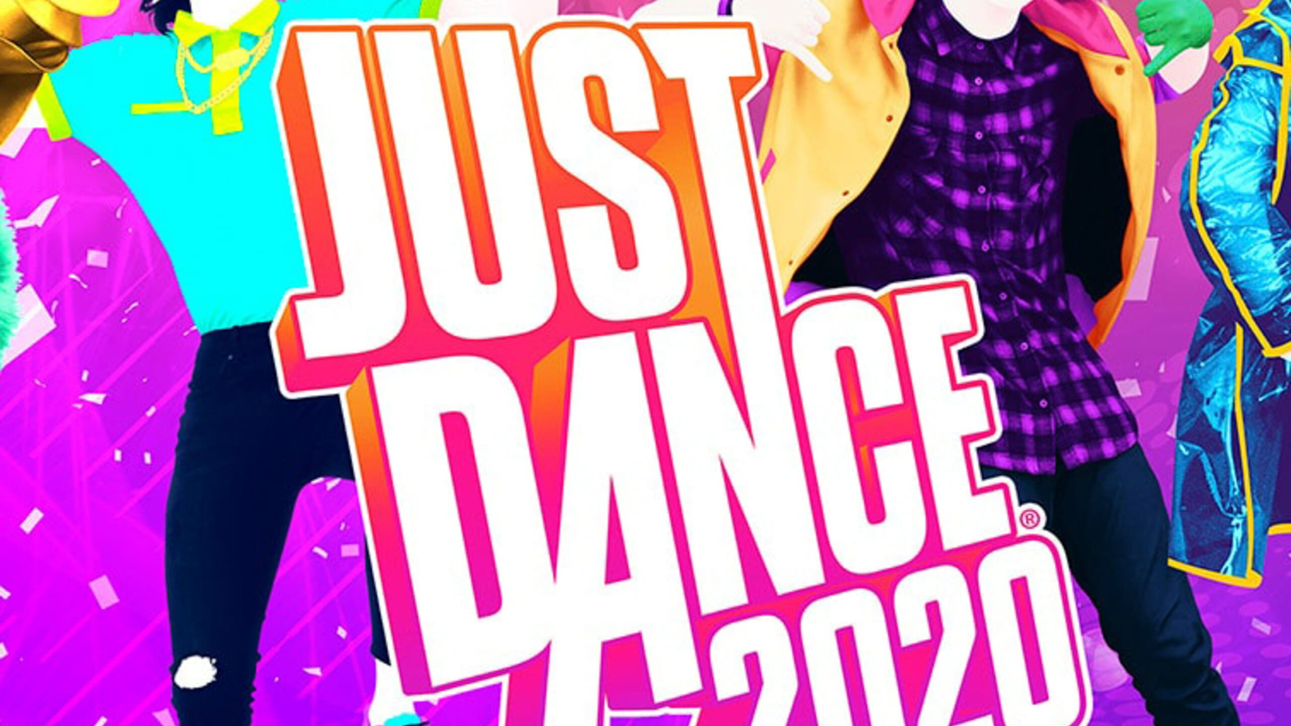 game cover art for Just Dance 2020
